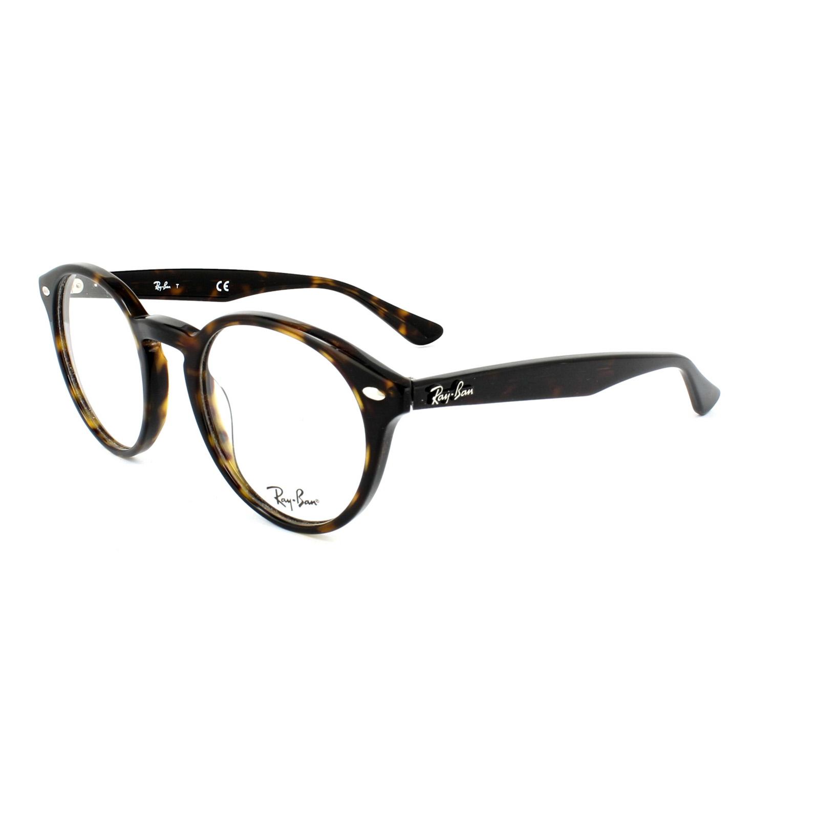 ac84a02207f Ray-Ban Glasses Frames 2180V 2012 Dark Havana 8053672356878