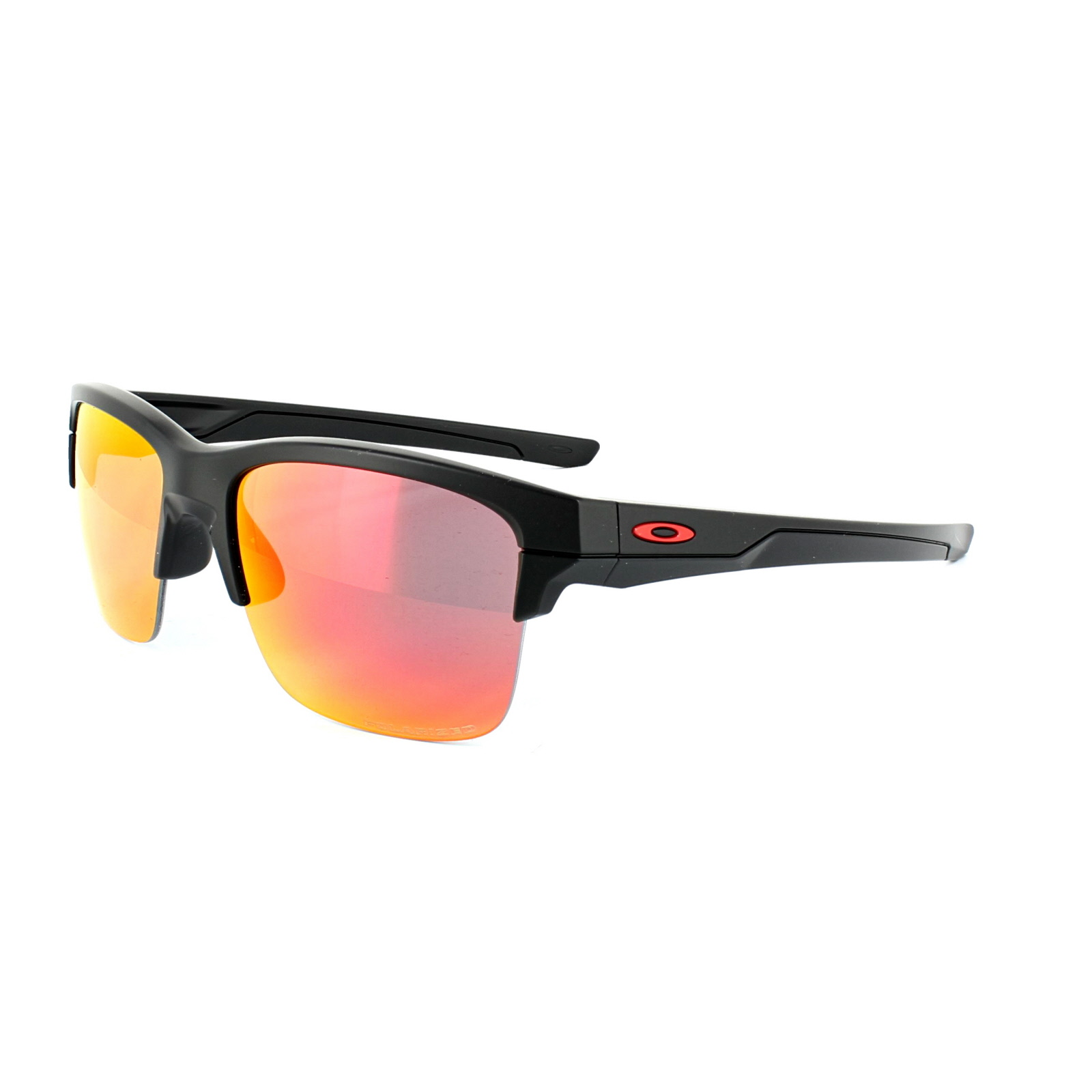9b2f900c2b3 Sentinel Oakley Sunglasses Thinlink OO9316-07 Matt Black Torch Iridium  Polarized