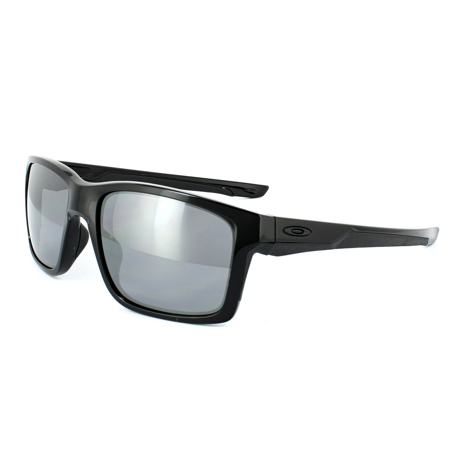 aaebc2a61b Sentinel Oakley Sunglasses Mainlink OO9264-02 Polished Black Black Iridium