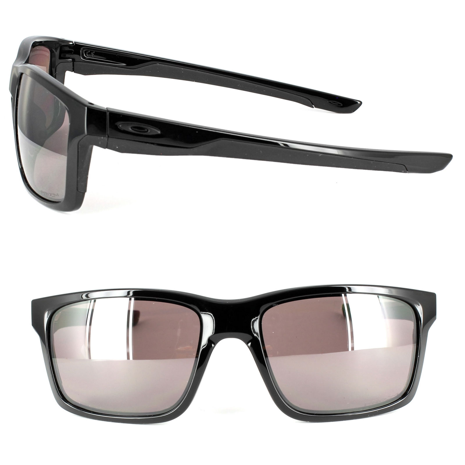 d02781e6892ea Sentinel Oakley Sunglasses Mainlink OO9264-08 Polished Black Prizm Daily  Polarized