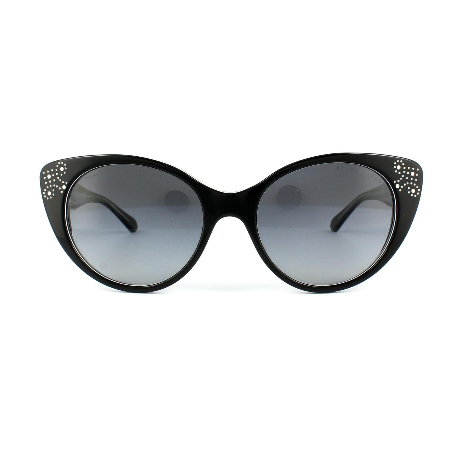 ralph lauren sonnenbrille 8110 5448t3 schwarz wei grau verlauf polarisiert 8053672201185 ebay. Black Bedroom Furniture Sets. Home Design Ideas
