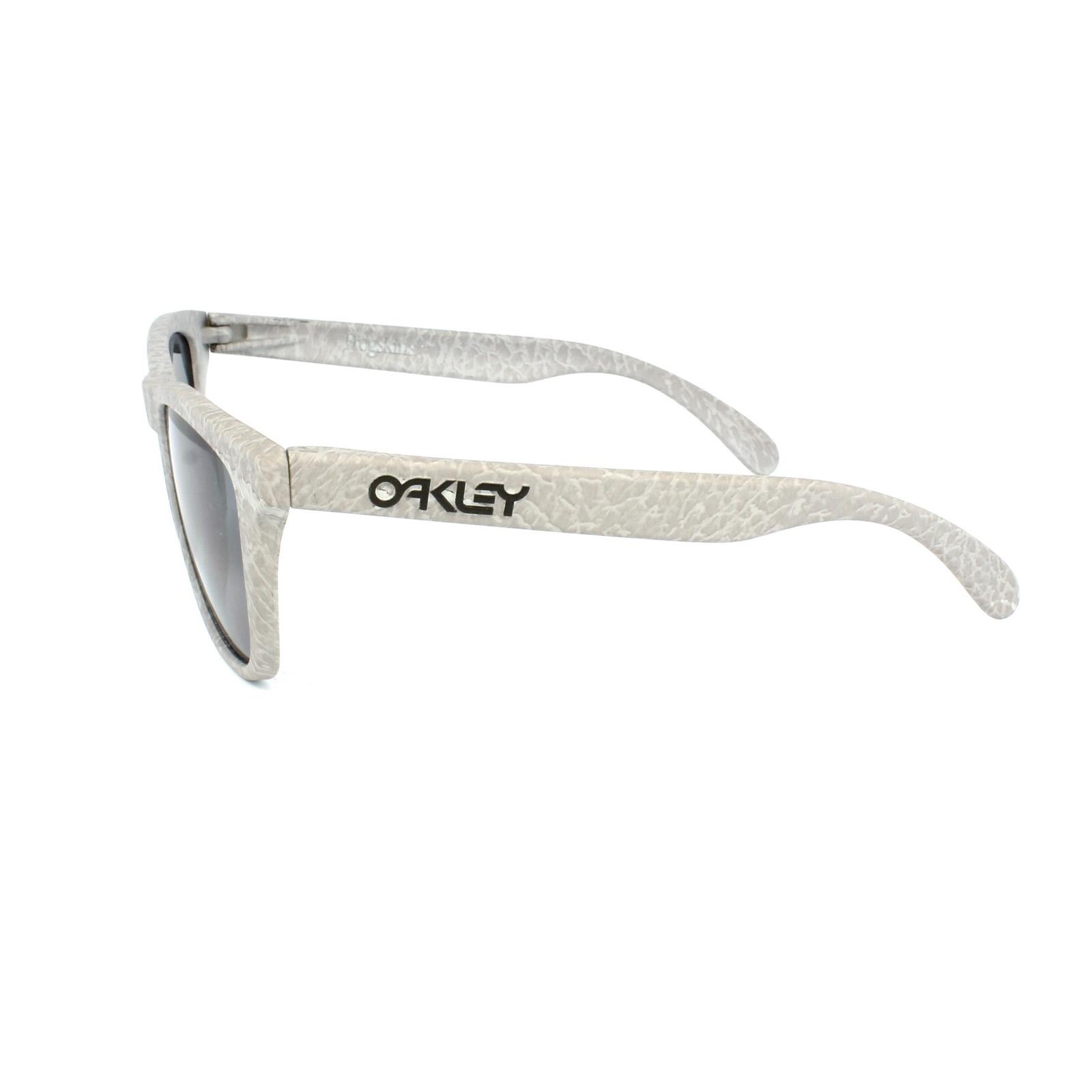 e0e6387b711 ... Oakley Sunglasses Frogskins OO9013-77 High Grade Smoke Grey Thumbnail 3  ...