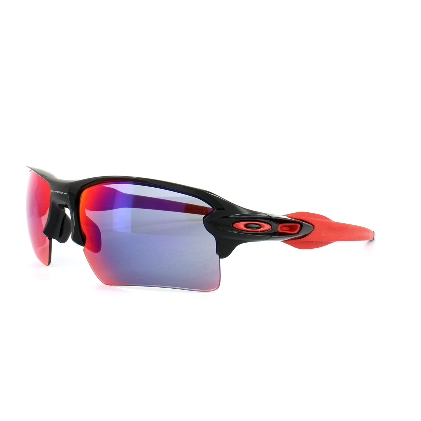 7a7e3e5e59 Sentinel Oakley Sunglasses Flak 2.0 XL OO9188-24 Polished Black Positive  Red Iridium. Sentinel Thumbnail 2