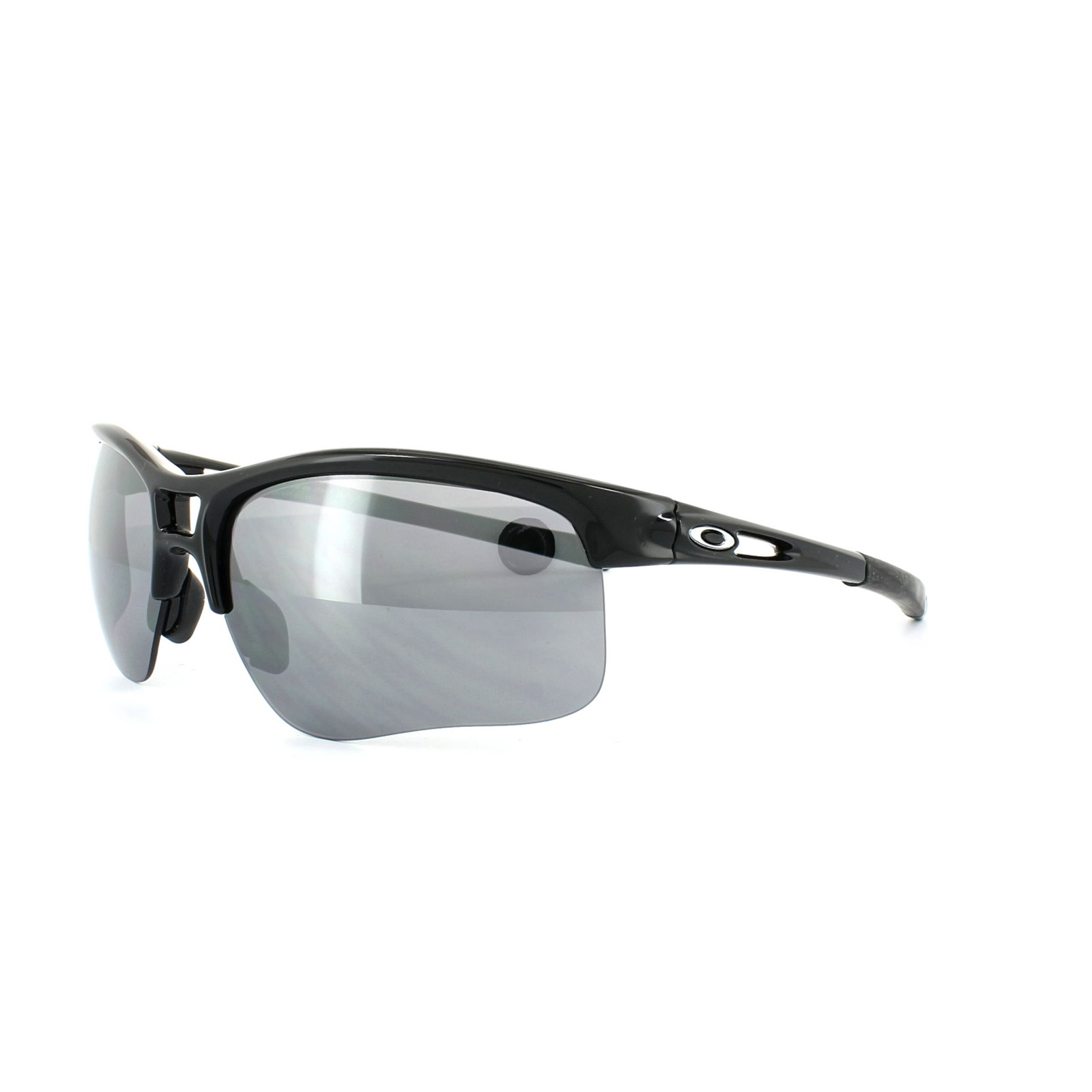 1192705055 Sentinel Oakley Sunglasses RPM Edge OO9257-01 Polished Black Black Iridium.  Sentinel Thumbnail 2