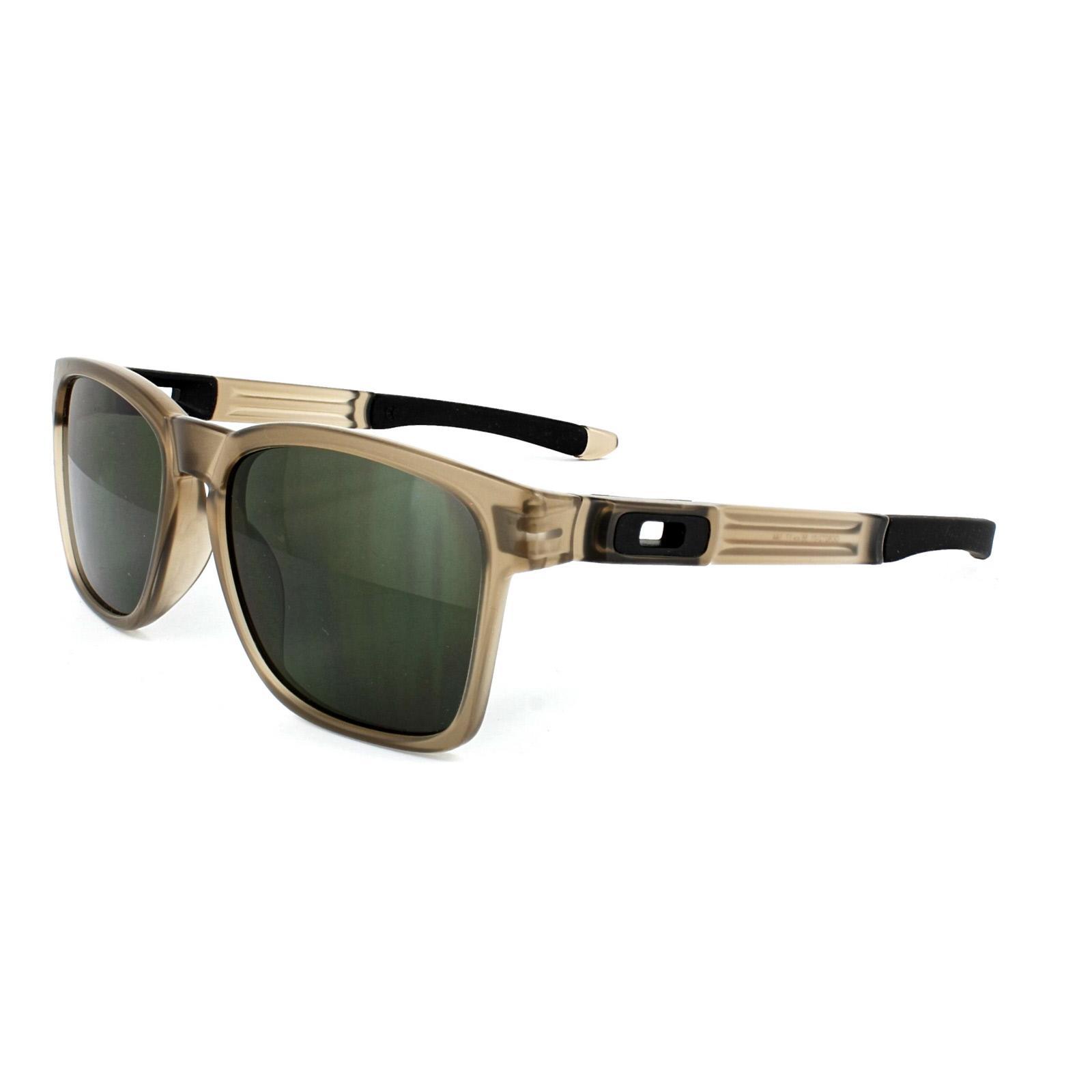 Oakley Sunglasses Catalyst OO9272-01 Sepia Dark Grey 888392097712   eBay 50466b2dec