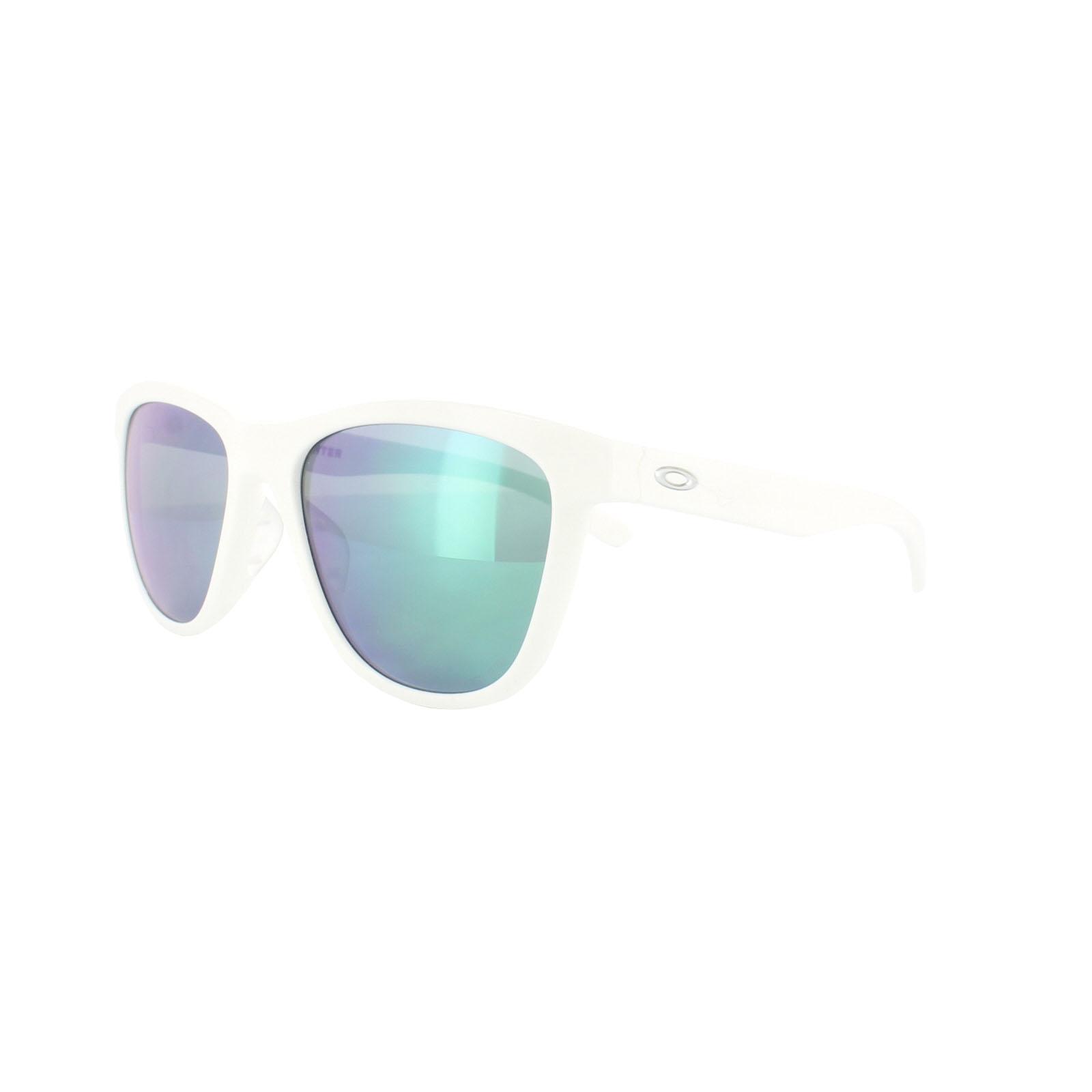 3f39001631 Sentinel Oakley Sunglasses Moonlighter OO9320-06 Polished White Jade  Iridium Polarized