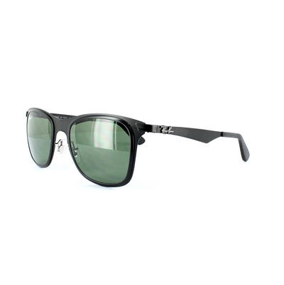Ray-Ban Wayfarer Flat Metal 3521 Sunglasses