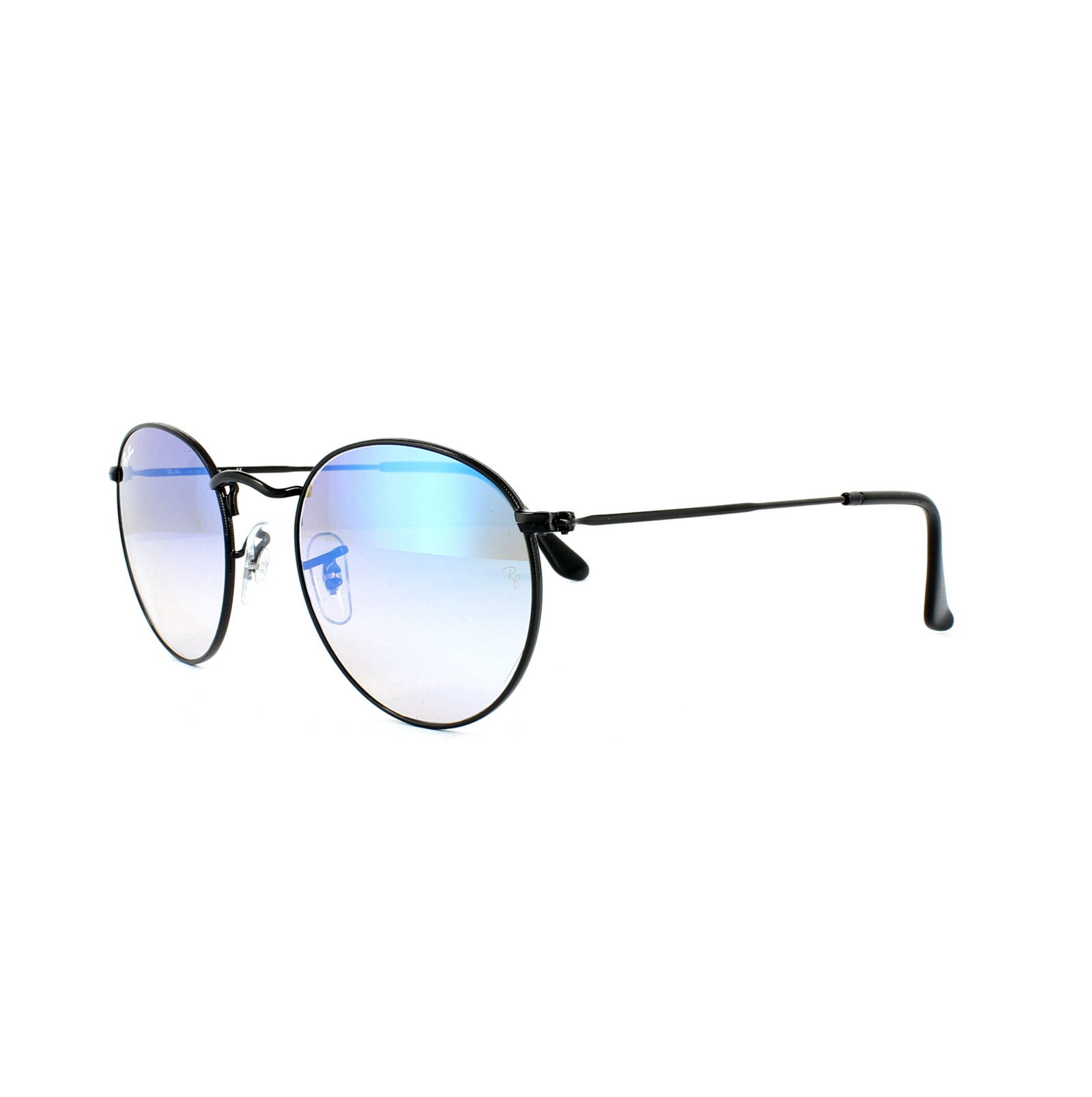 Ray-Ban RB3447 Sonnenbrille Schwarz 002/4O 50mm YdcjPmM