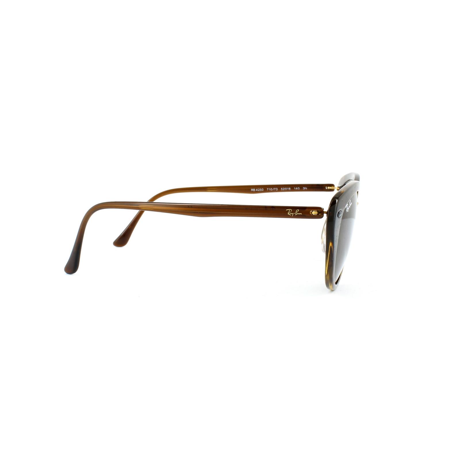 5ab90ec2dde Ray-Ban Sunglasses 4250 710 73 Havana Brown 8053672573350