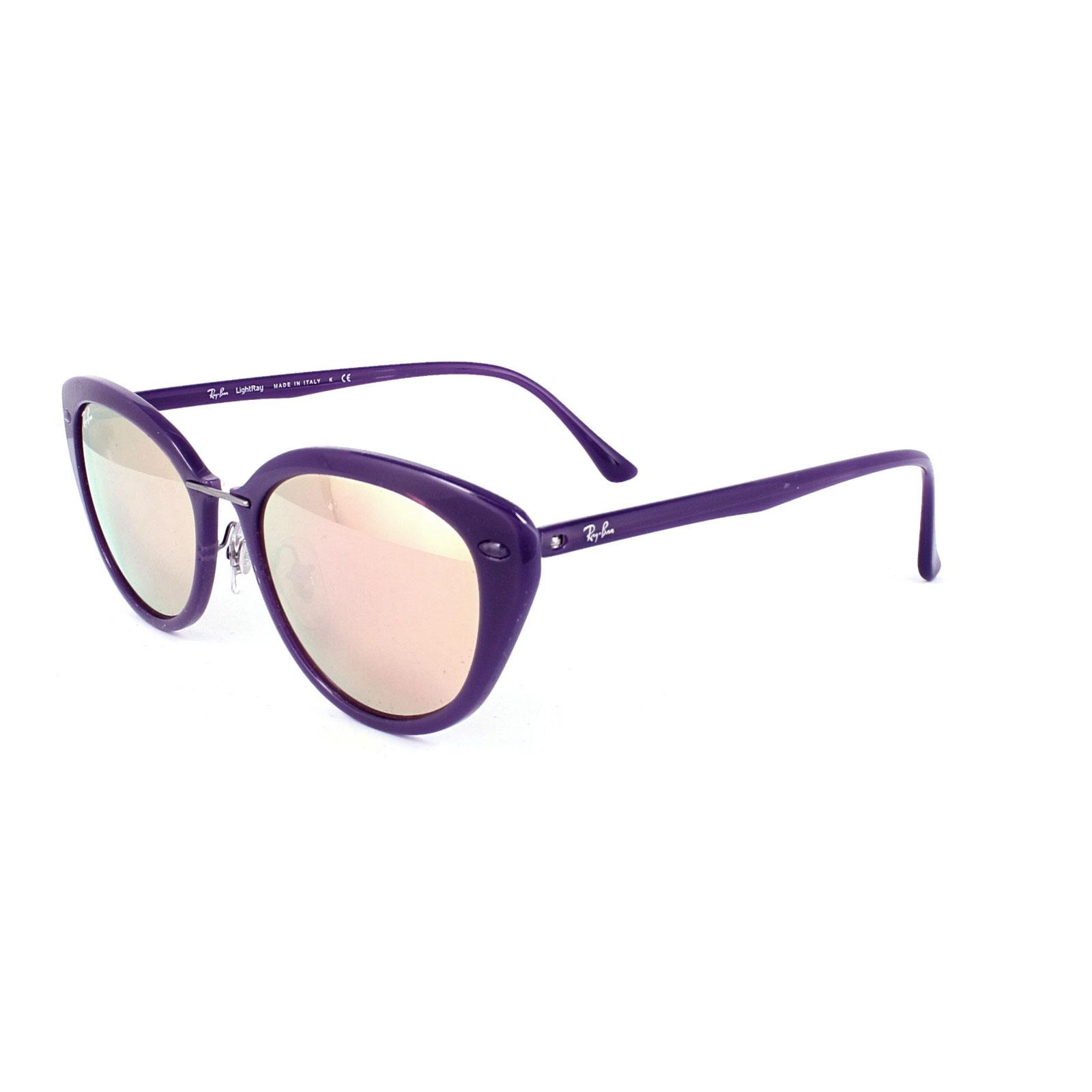 d4577aff91 Ray-Ban Sunglasses 4250 60342Y Violet Copper Mirror 8053672573398