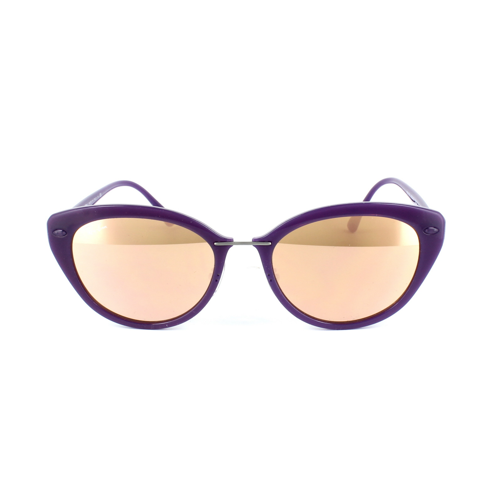 c0797516b0e Ray-Ban Sunglasses 4250 60342Y Violet Copper Mirror 8053672573398