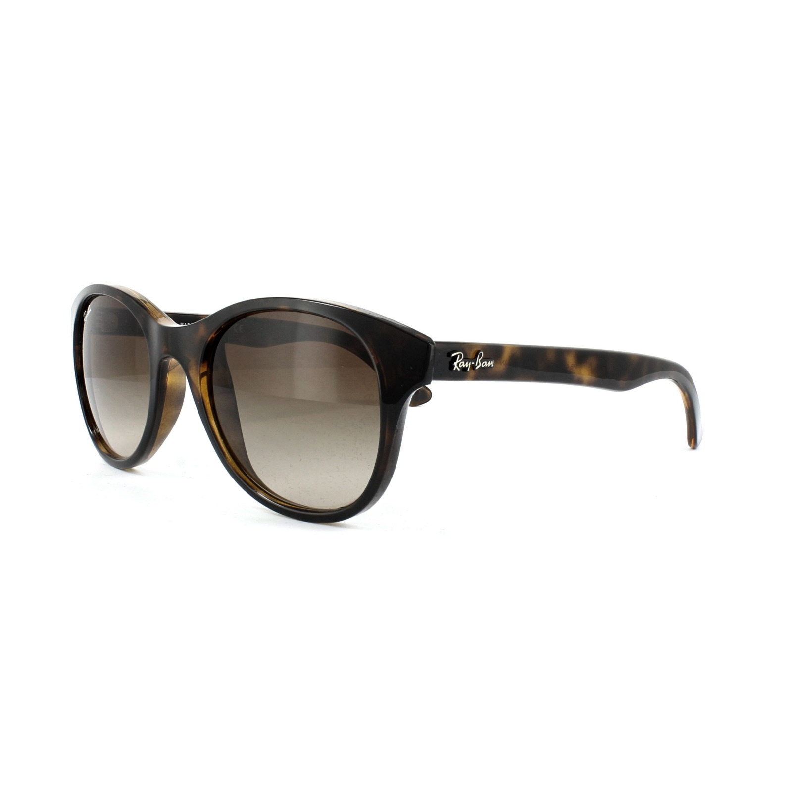 415a51554fa ... cheapest sentinel ray ban sunglasses 4203 710 13 havana brown gradient  bc1f7 1e10c