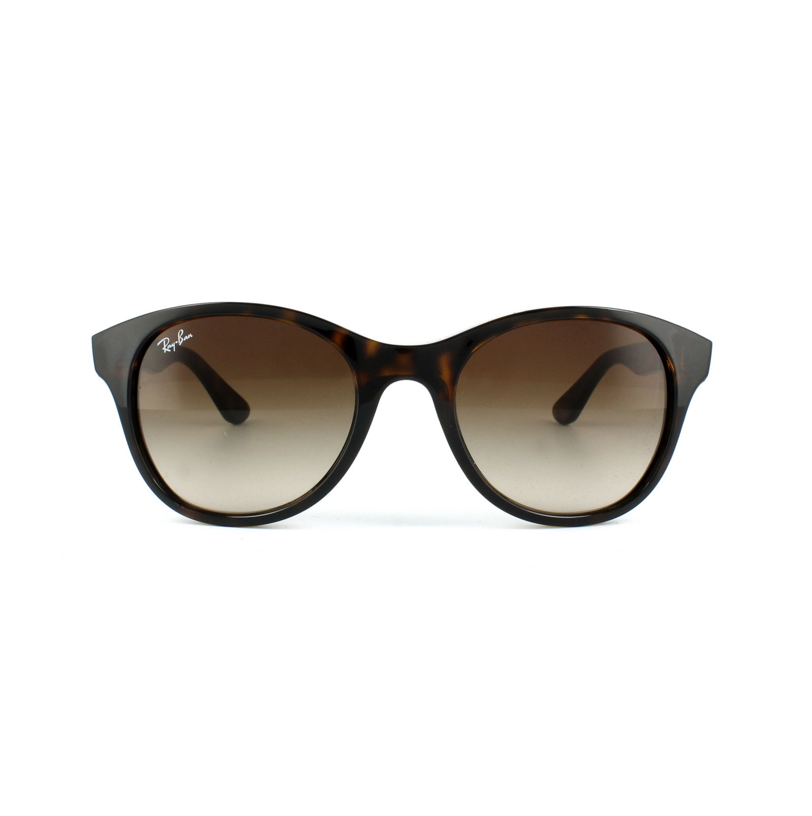 6f5798a615 Ray-Ban Sunglasses 4203 710 13 Havana Brown Gradient 8053672561630 ...