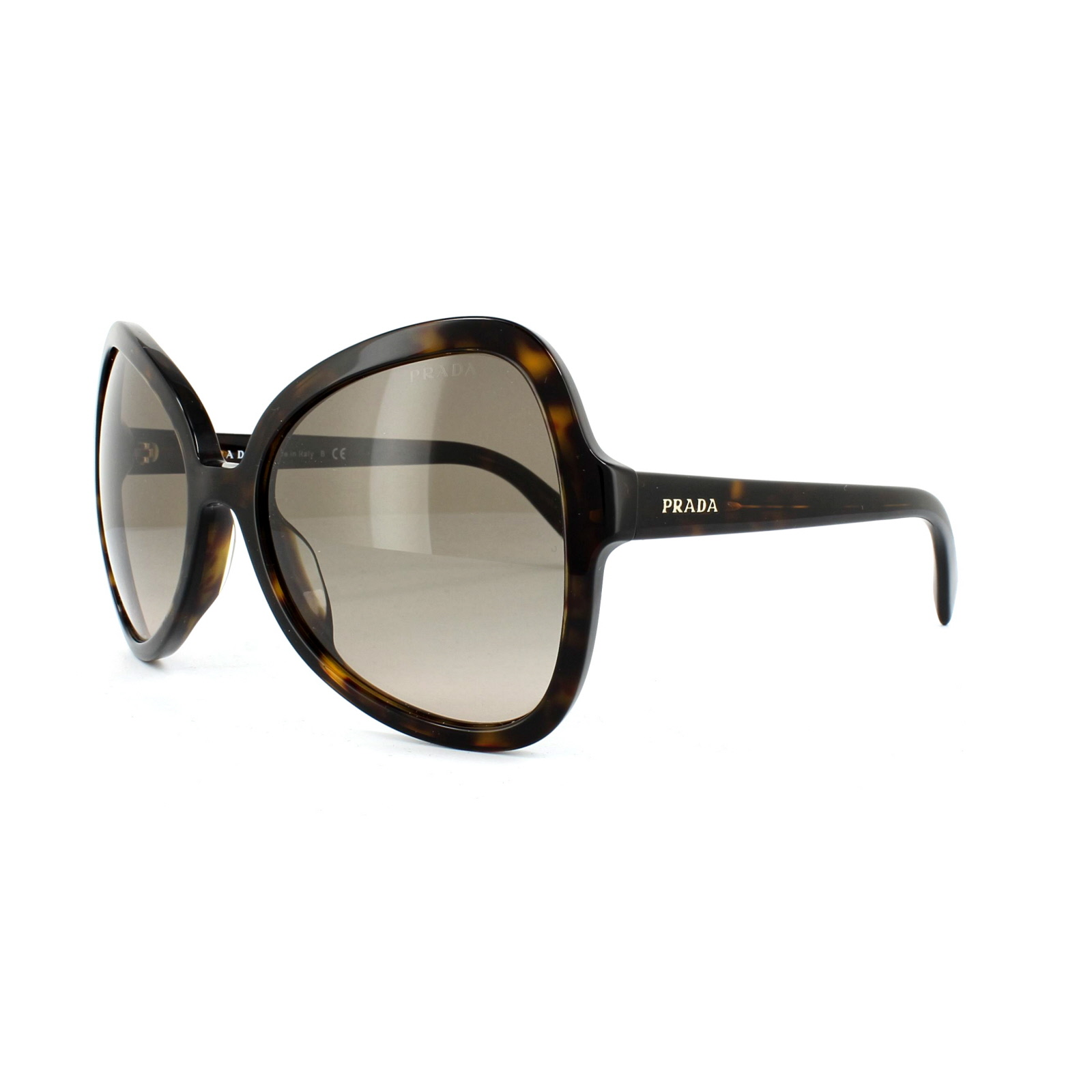 Prada Sunglasses 05SS 2AU3D0 Havana Light Brown Gradient
