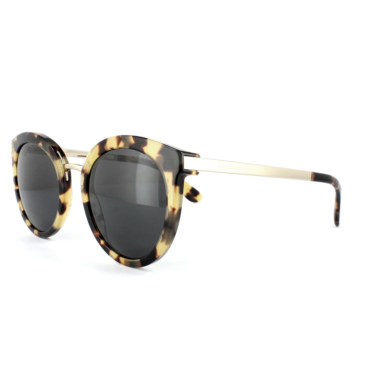 f1220dd4270f Sentinel Dolce   Gabbana Sunglasses 4268 512 87 Light Havana Grey