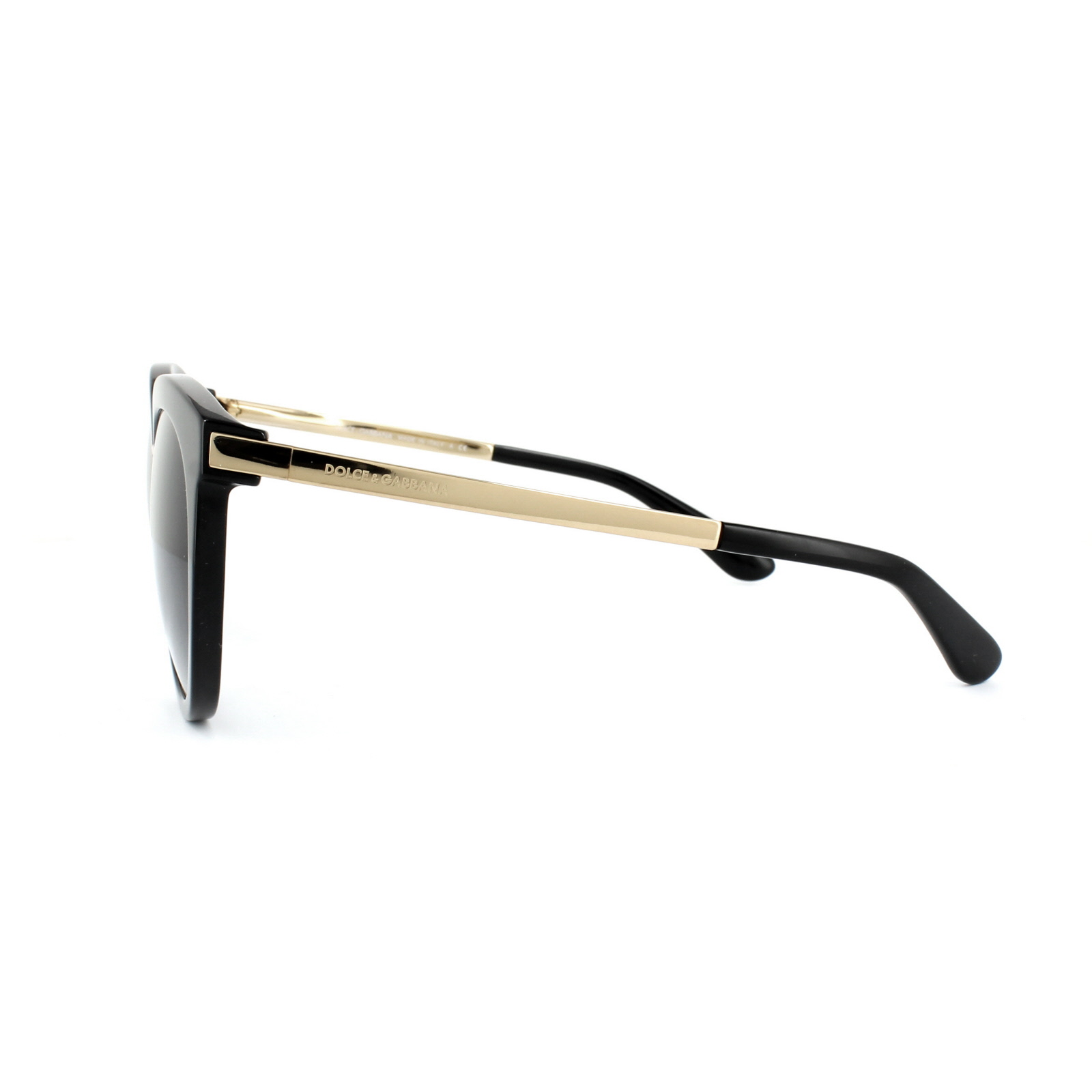 Sentinel Dolce   Gabbana Sunglasses 4268 501 8G Black Grey Gradient acc033d61d