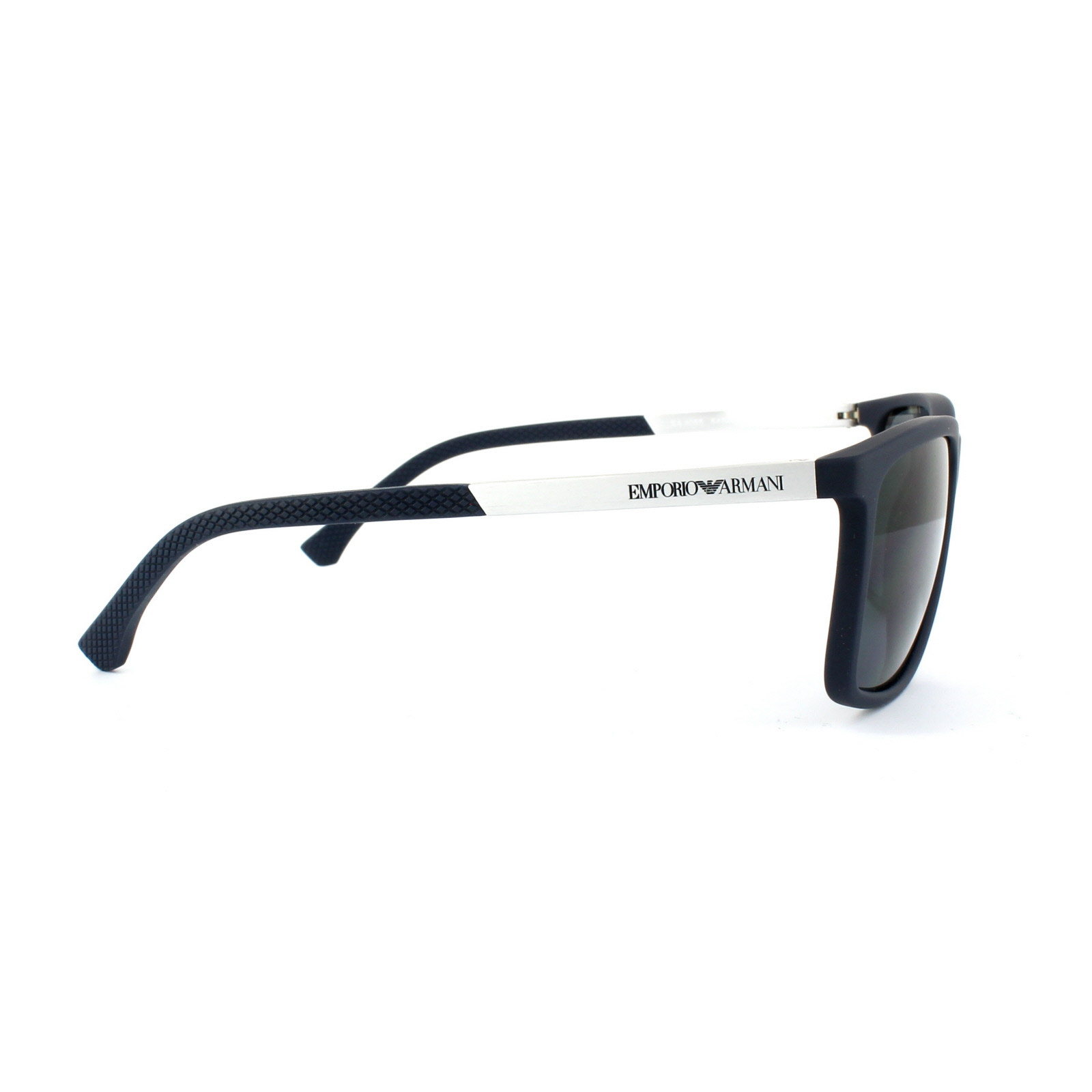 560c9d263ce14 Sentinel Emporio Armani Sunglasses 4058 5474 87 Blue Rubber Grey