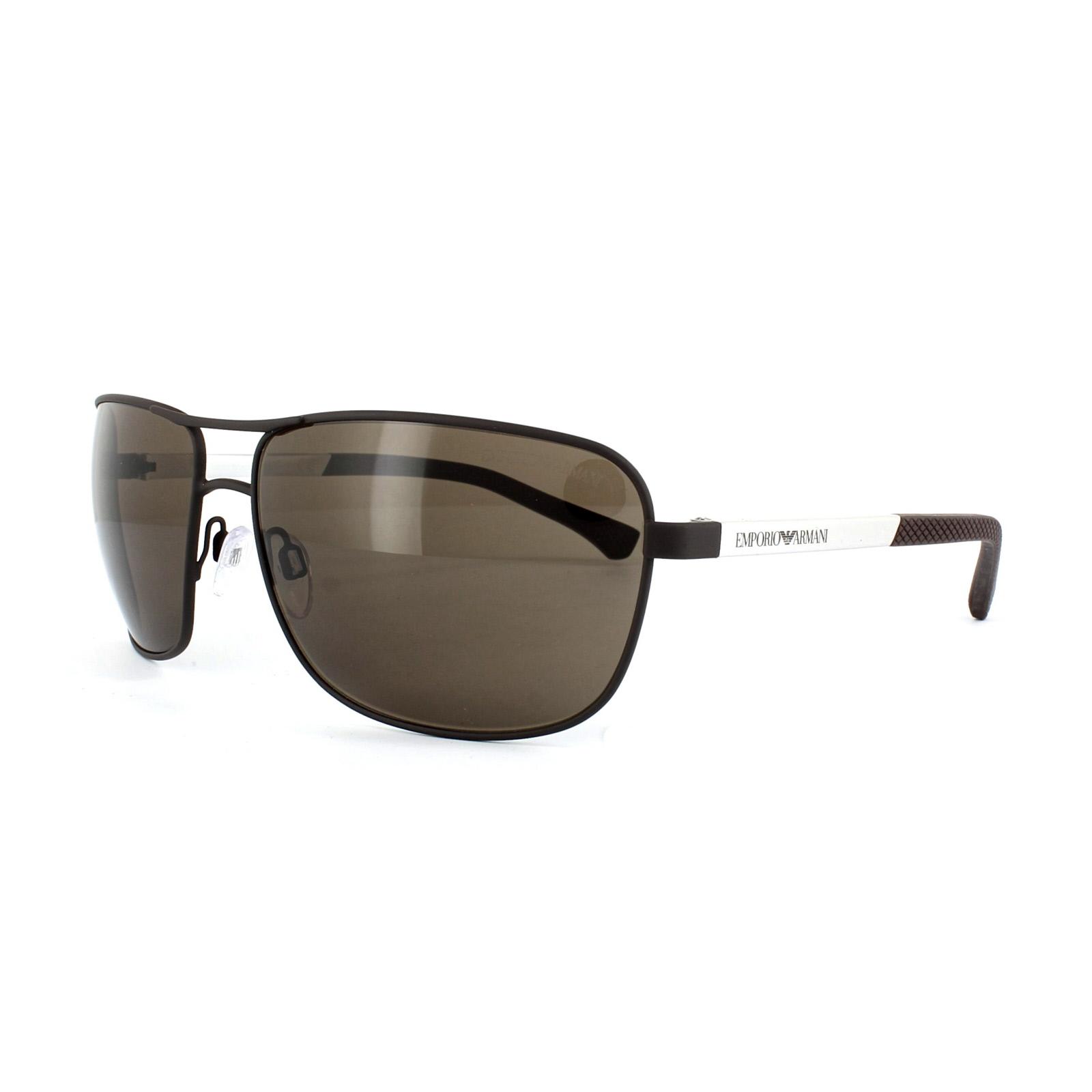 Emporio Armani EA2033 3132/73 Sonnenbrille id3ui