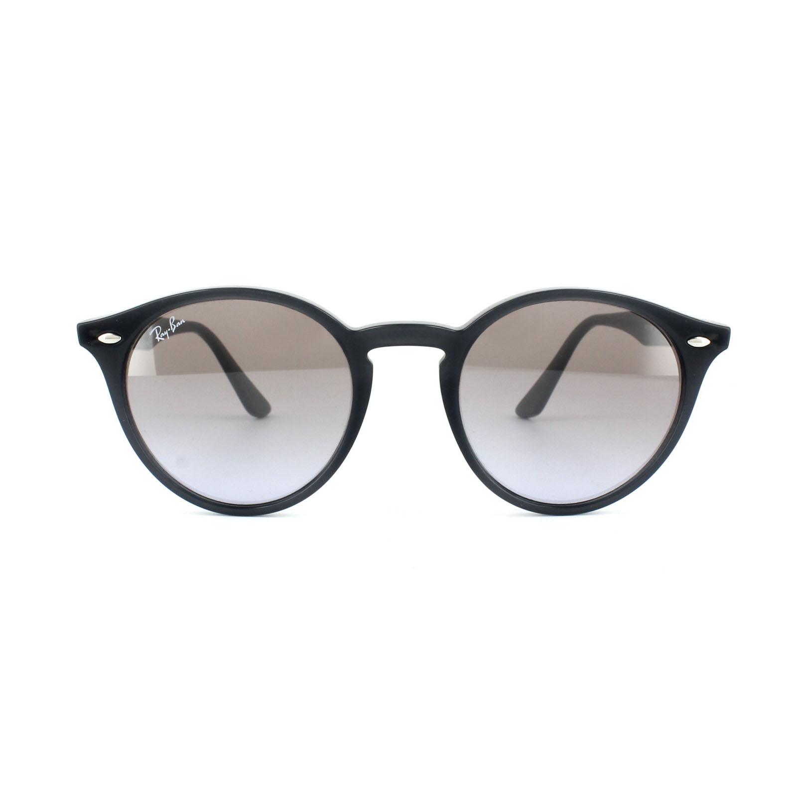 7c86d76efc Sentinel Ray-Ban Sunglasses 2180 623094 Grey Brown Violet Gradient Mirror