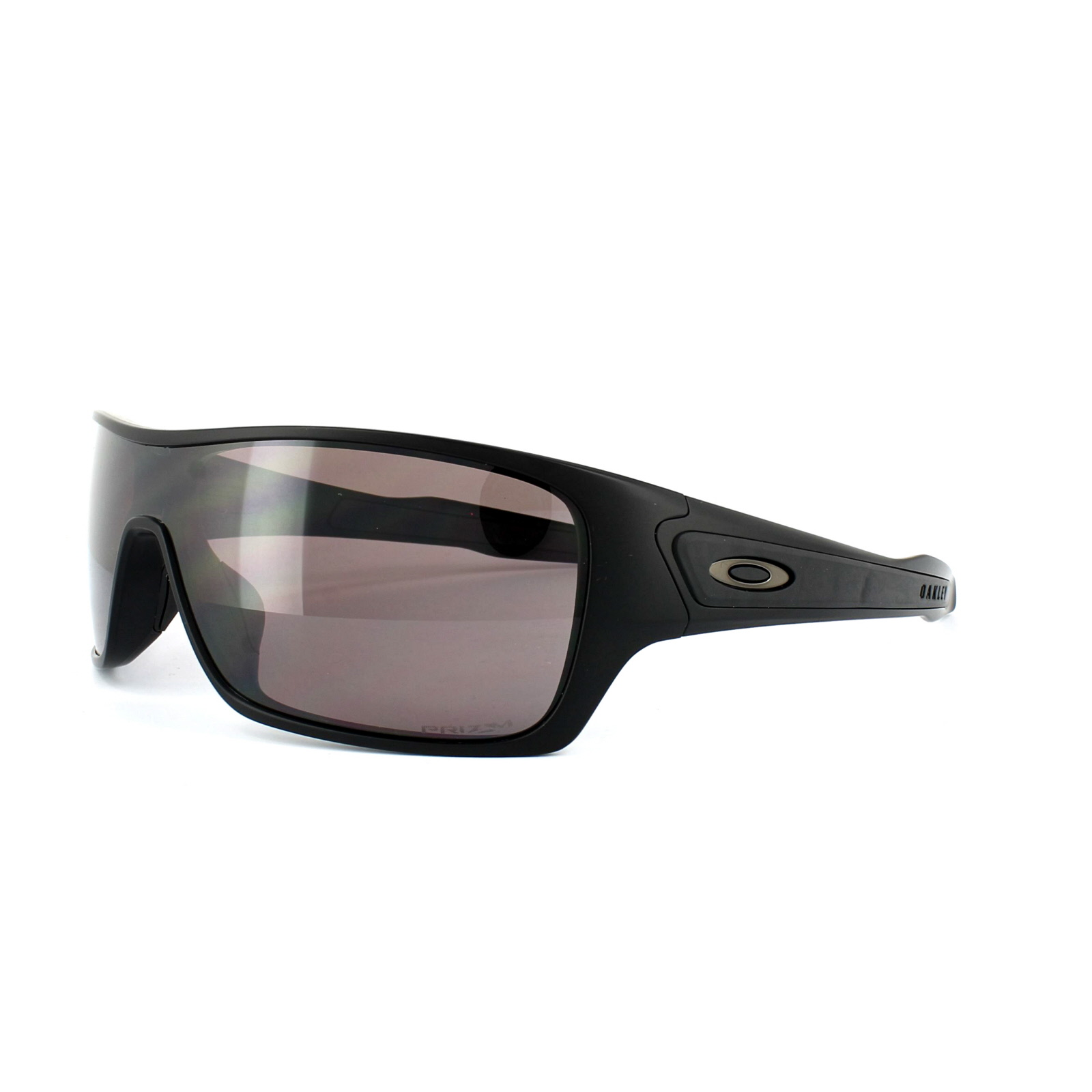 7641f8a8ac156 Sentinel Oakley Sunglasses Turbine Rotor OO9307-07 Matt Black Prizm Daily  Polarized