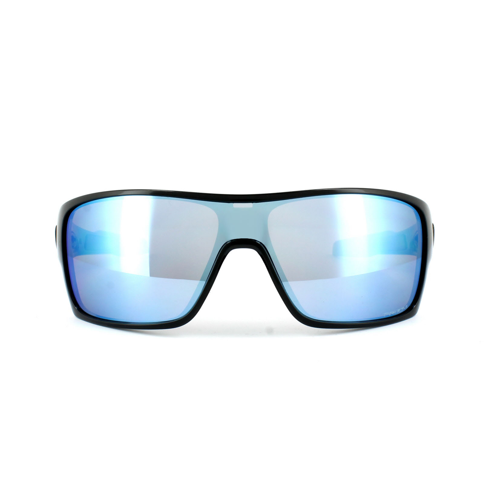 8d088df2e8 Sentinel Oakley Sunglasses Turbine Rotor OO9307-08 Shiny Black Prizm Salt  Water Polarized