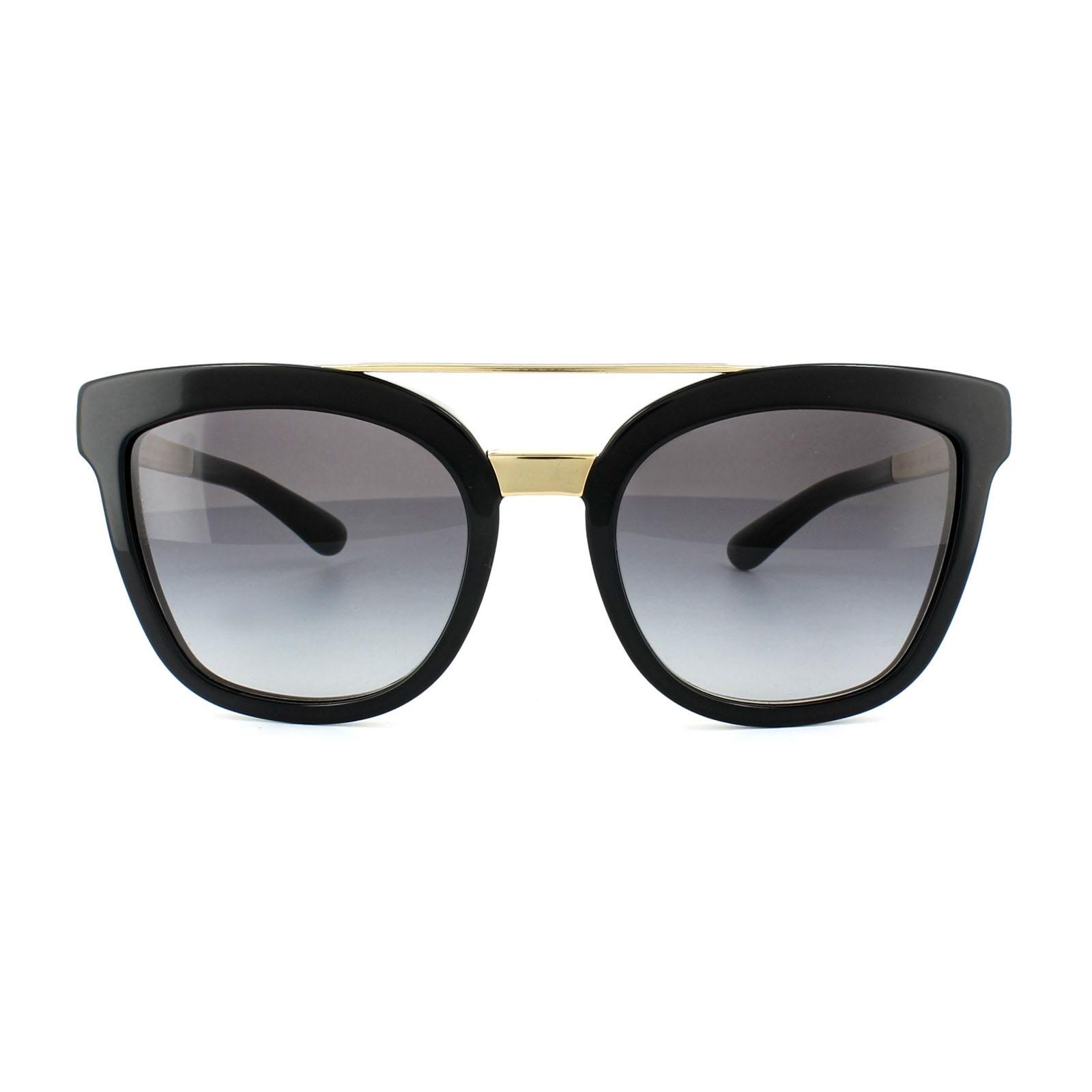 Sentinel Dolce   Gabbana Sunglasses 4269 501 8G Black Grey Gradient f3e2e175a1