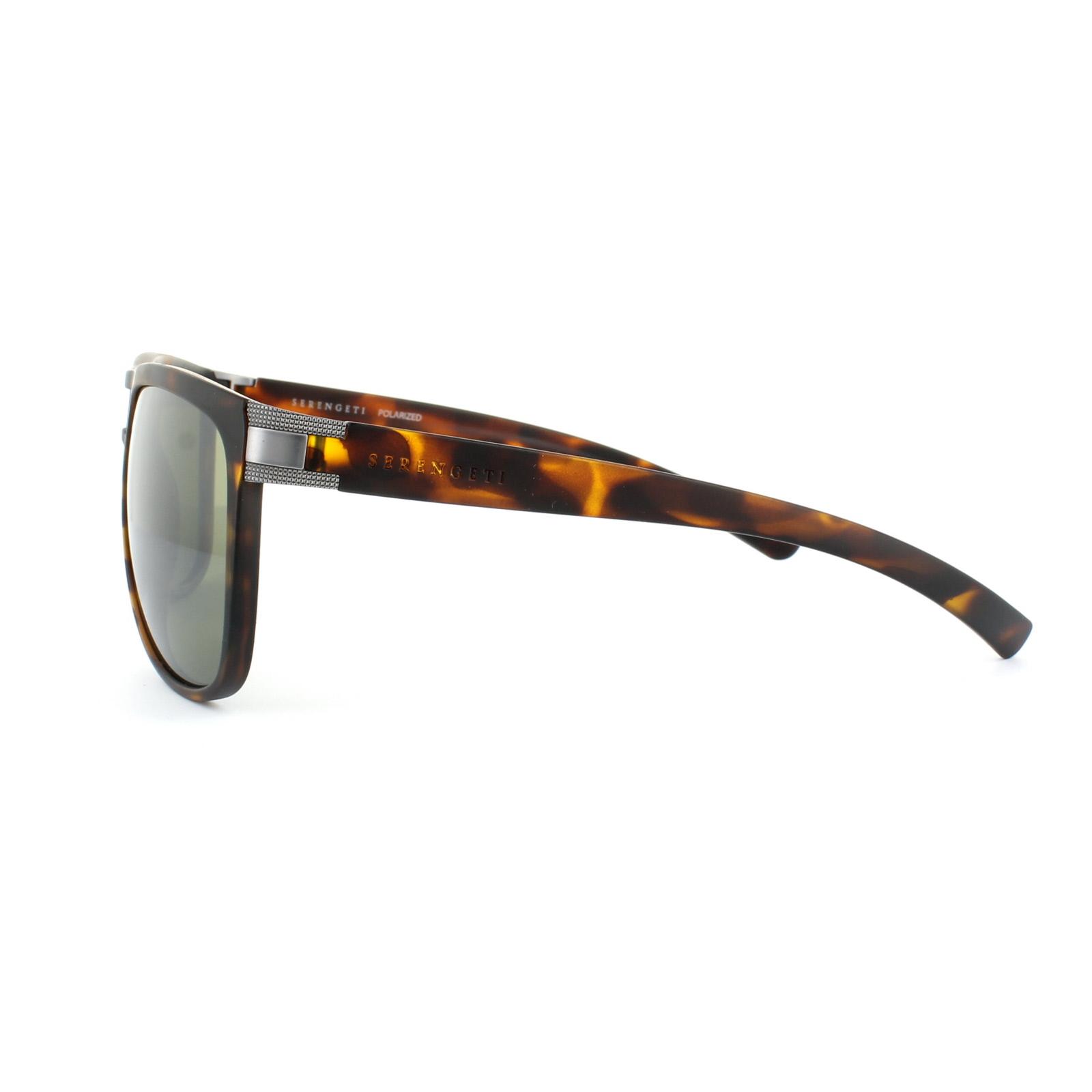 fbf0546b7498 Sentinel Serengeti Sunglasses Verdi 7936 Satin Tortoise Green 555nm  Polarized
