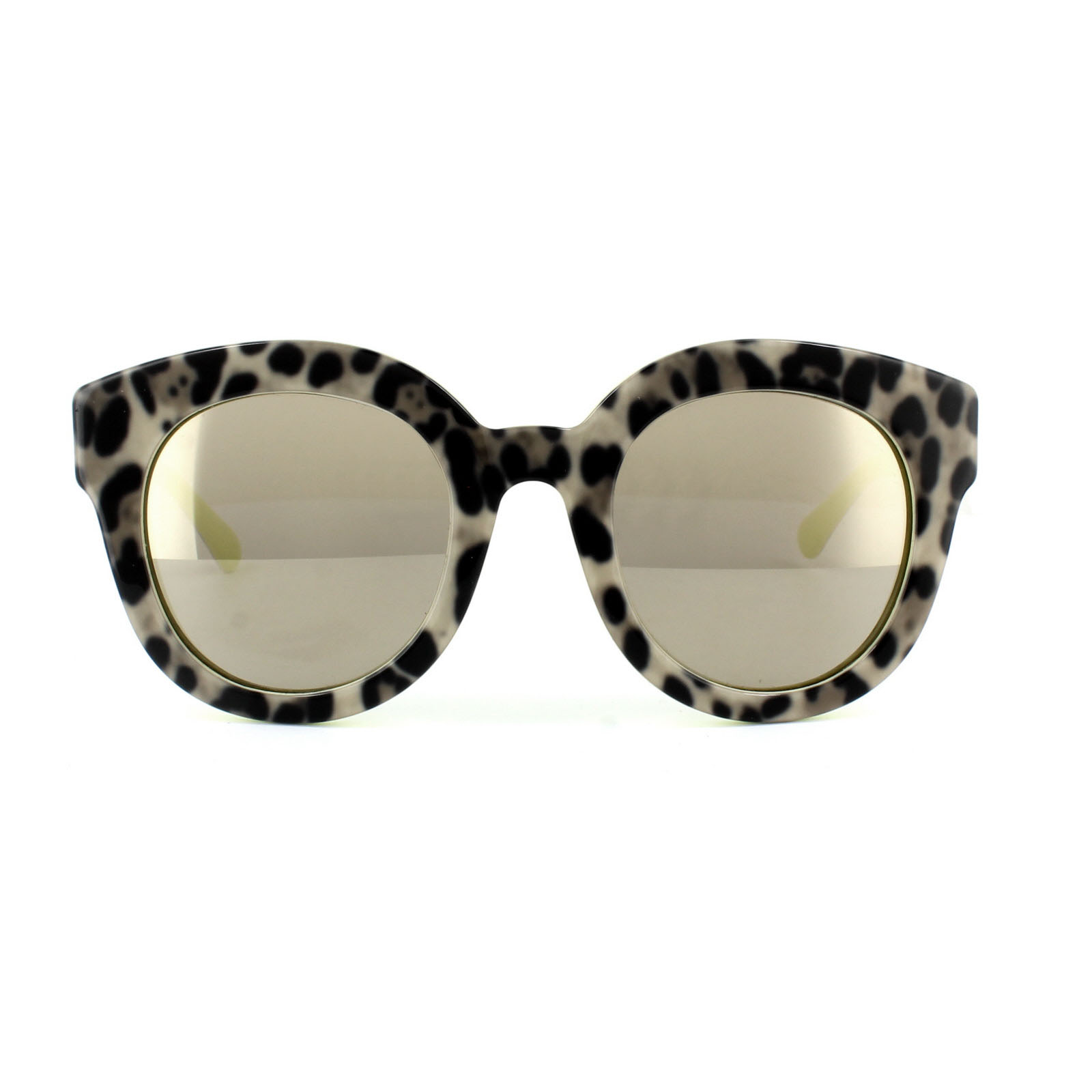 Gafas estampado con 28616g de Gabbana amarillo de 4235 sol oro leopardo Espejo Sentinel de Dolce rrqRSZw
