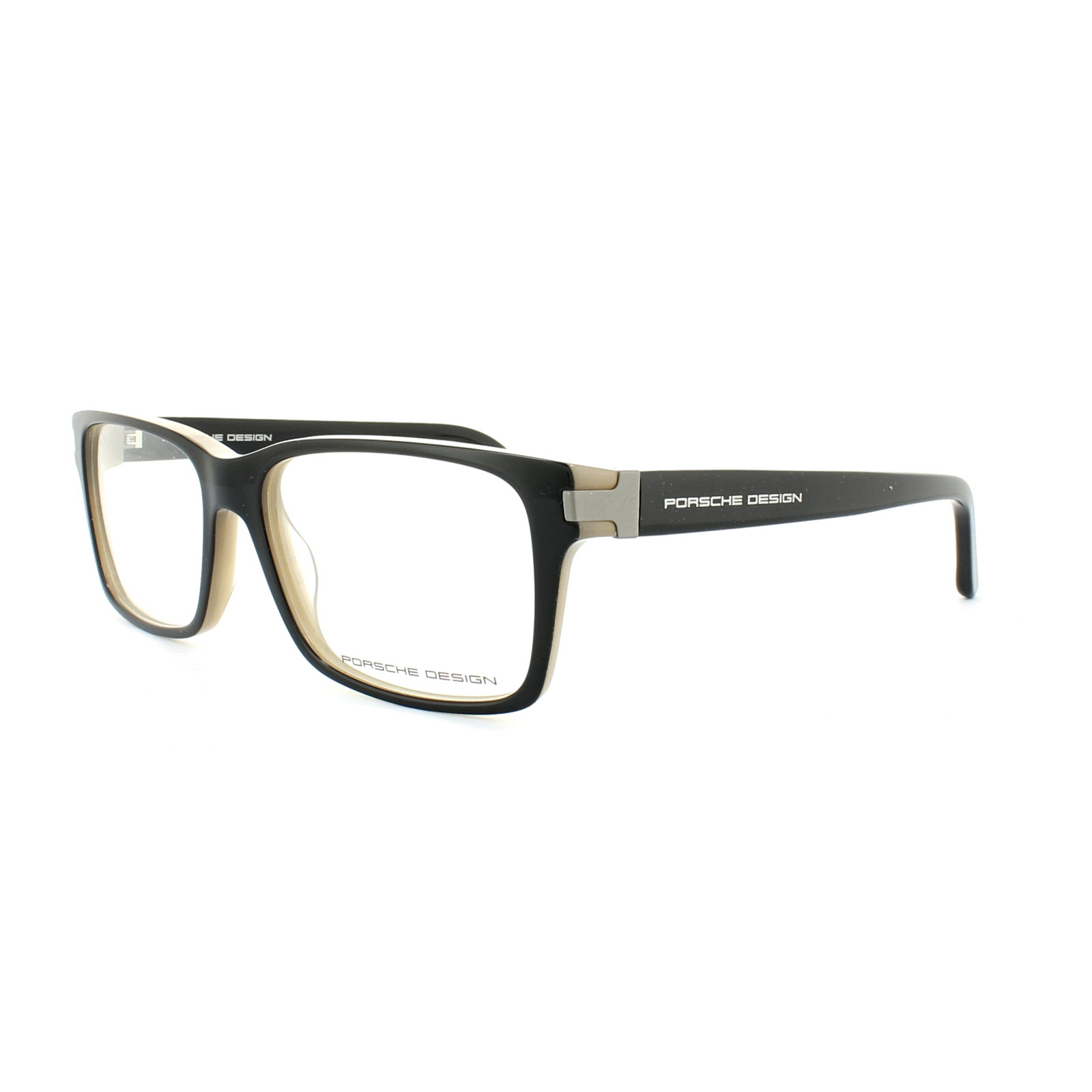 941f0a296ef Porsche Design Glasses Frames P8249A A Black 4046901729899