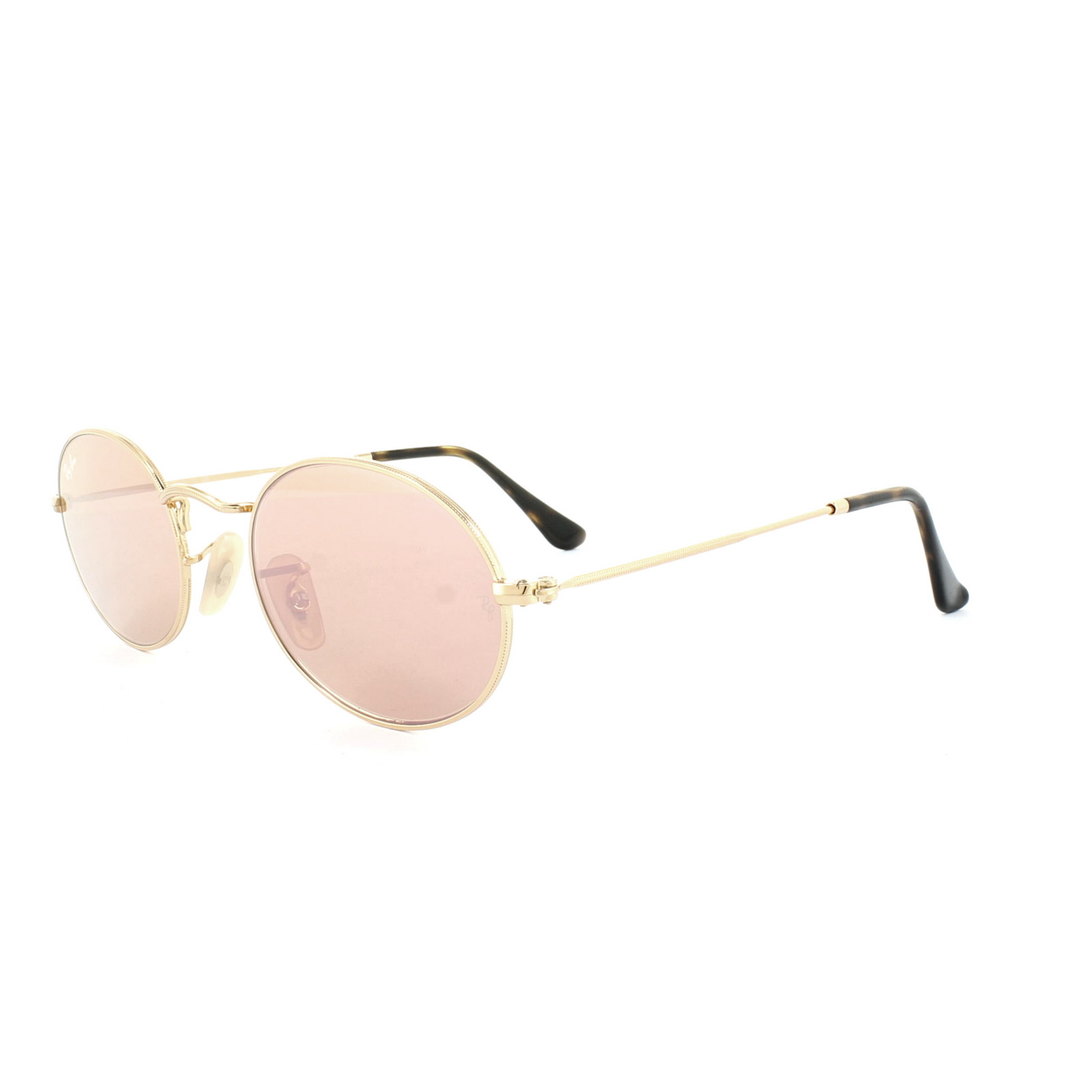 8b257939226 Sentinel Ray-Ban Sunglasses 3547N 001 Z2 Gold Copper Mirror. Sentinel  Thumbnail 2