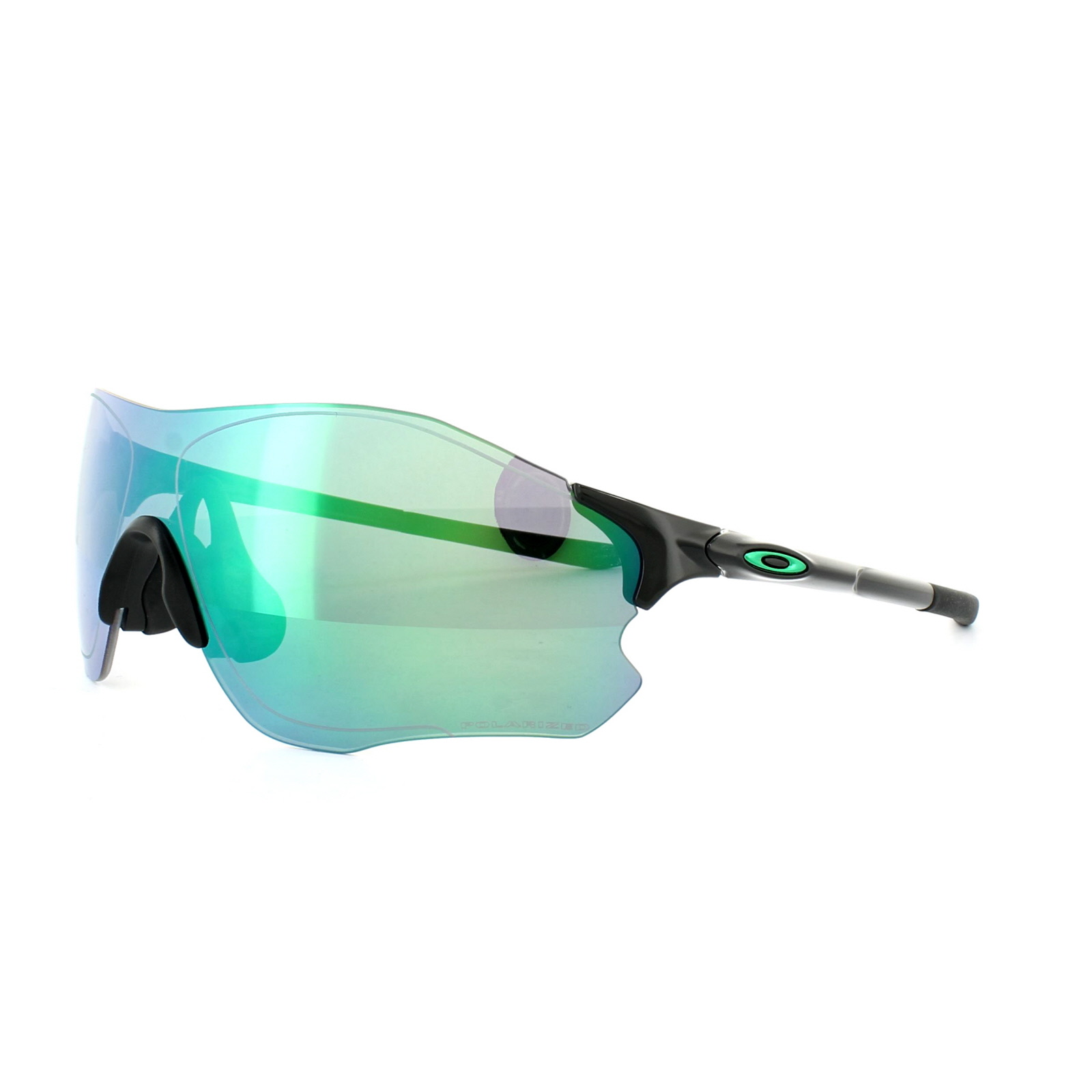 1a9da7201fd Sentinel Oakley Sunglasses EVZero Path OO9308-08 Polished Black Jade  Iridium Polarized