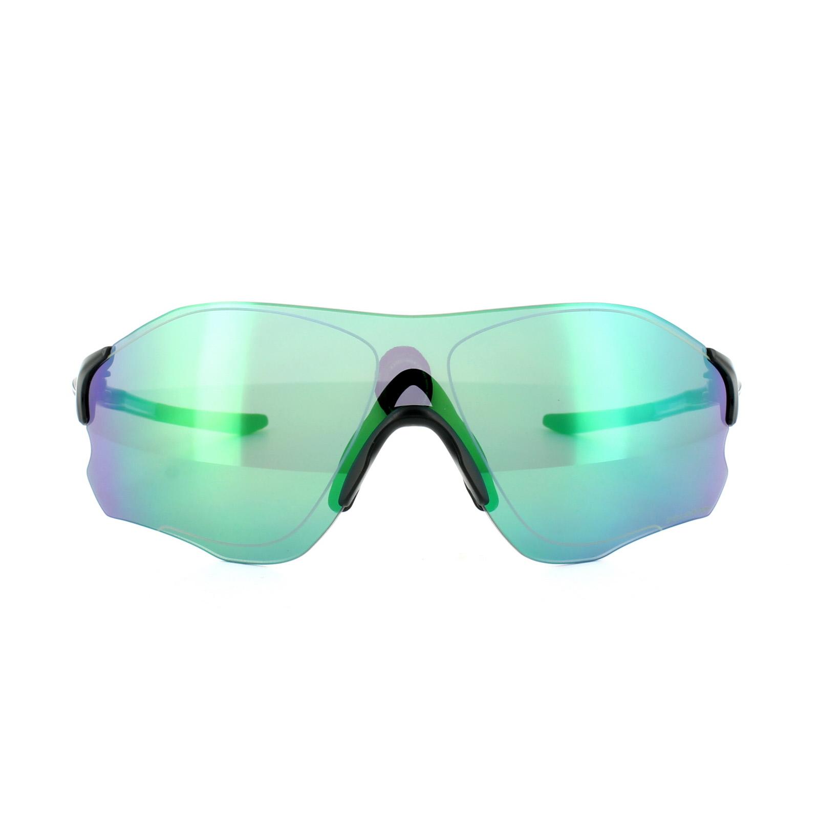 1df94a536ae Sentinel Oakley Sunglasses EVZero Path OO9308-08 Polished Black Jade  Iridium Polarized