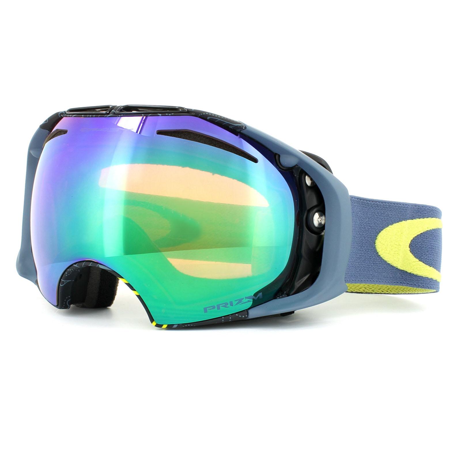 oakley prizm airbrake ski goggles