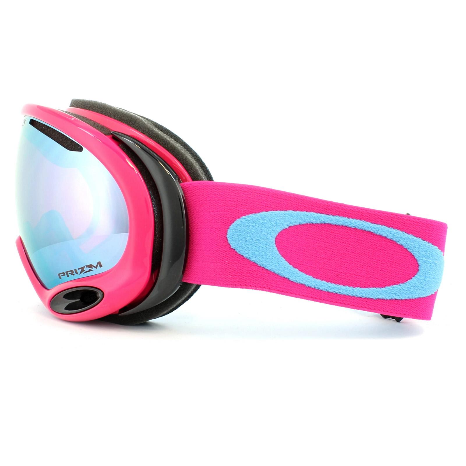 OAKLEY Skibrille A-Frame 2.0 Rose Prizm Sapphire Iridium 7044-58 wLhnLwfw