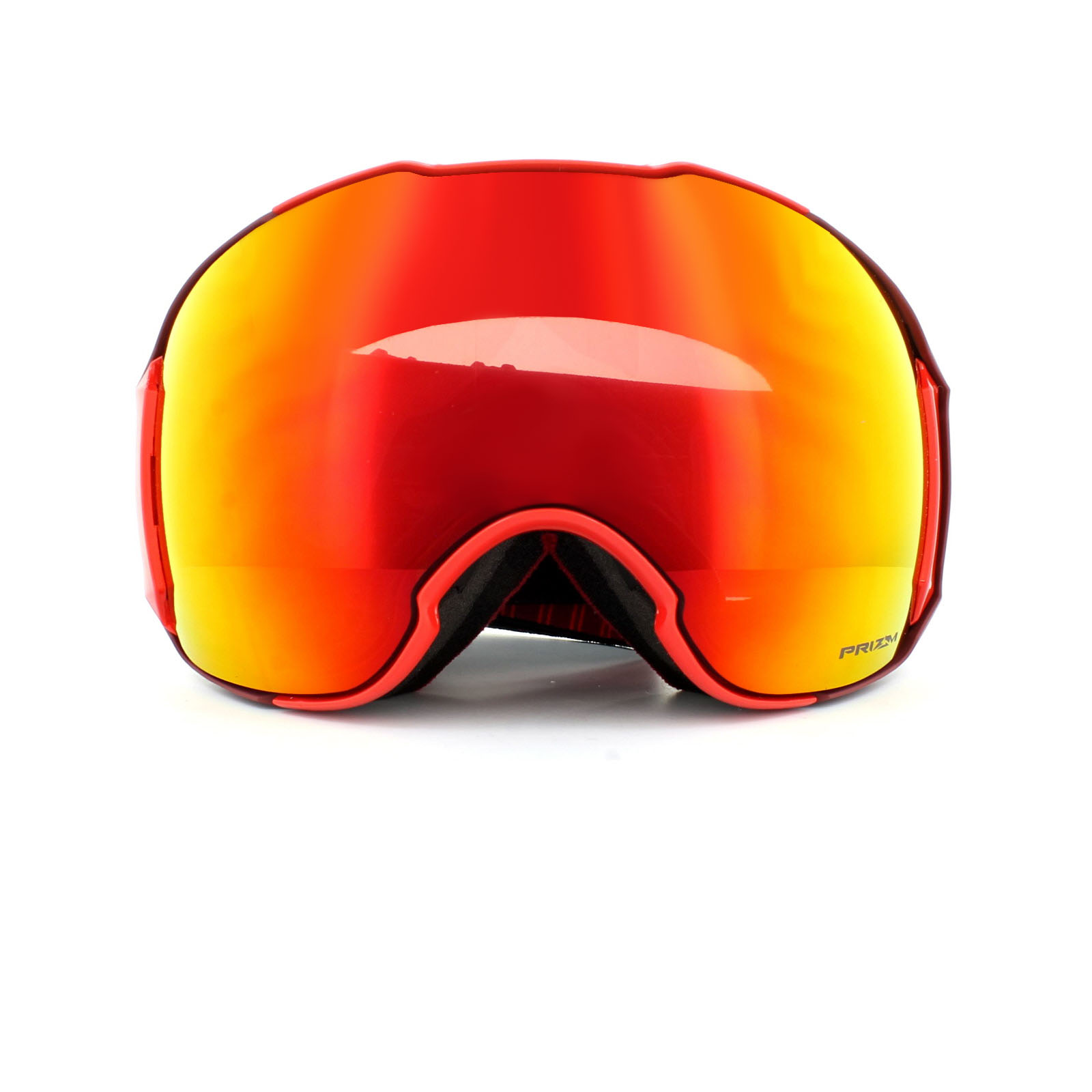 39124d40f03 Sentinel Oakley Ski Goggles Airbrake XL OO7071-19 Lines Red Prizm Torch   Prizm  Rose