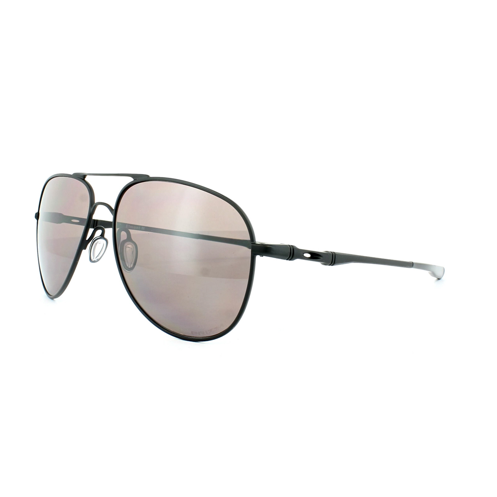 32d4f55e86 Sentinel Oakley Sunglasses Elmont M OO4119-05 Matt Black Prizm Daily  Polarized