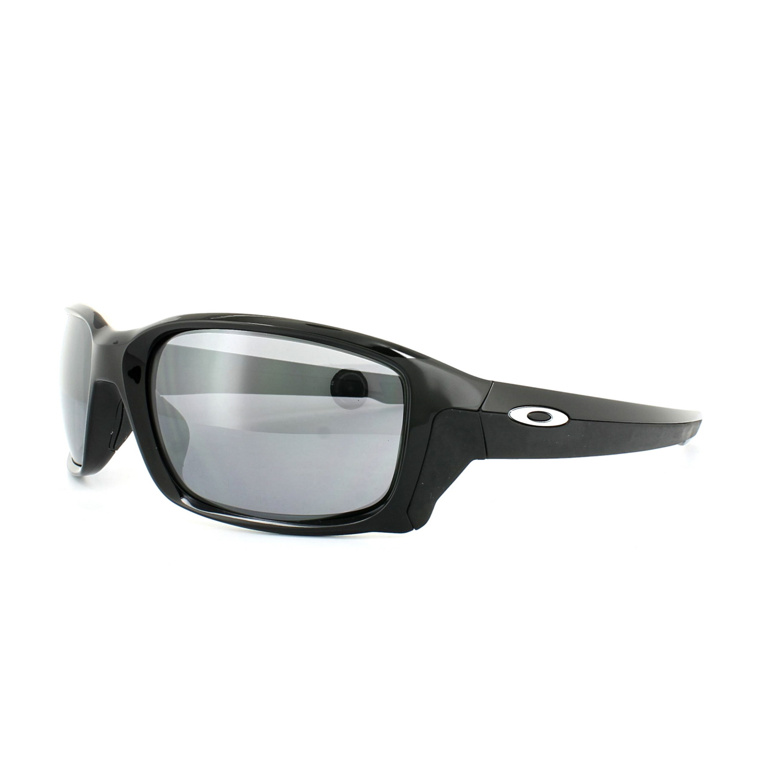 ca6478f4b7 Sentinel Oakley Sunglasses Straightlink OO9331-01 Polished Black Black  Iridium