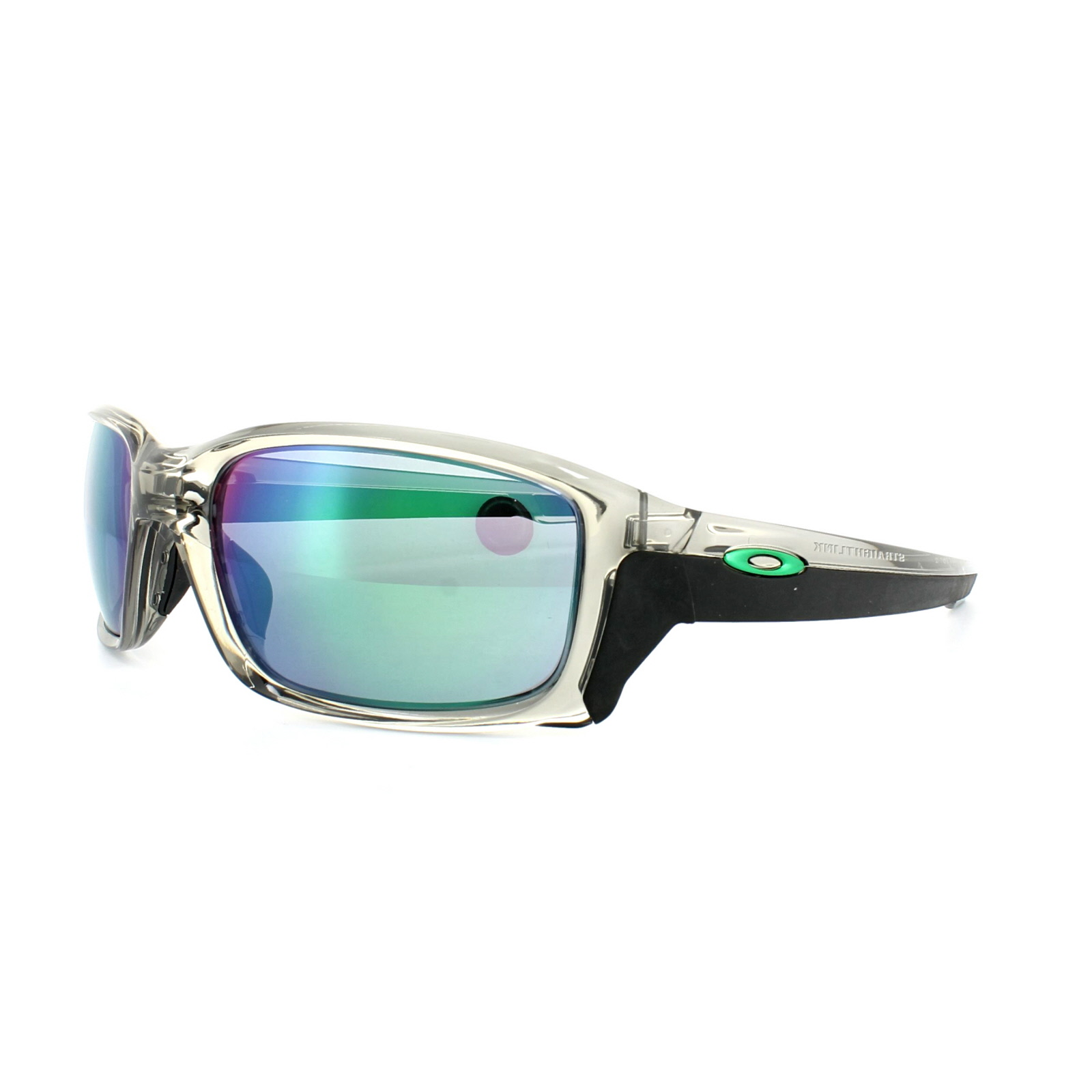 Sentinel Oakley Sunglasses Straightlink OO9331-03 Grey Ink Jade Iridium a02b5a514dd