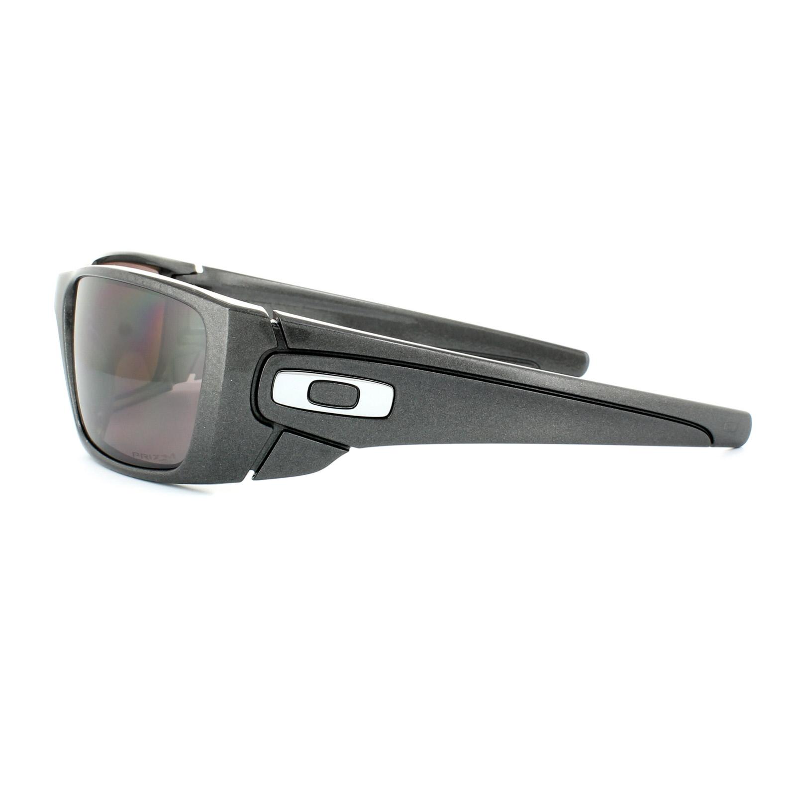 a80bf9c549 Sentinel Oakley Sunglasses Fuel Cell OO9096-H7 Granite Prizm Daily Polarized