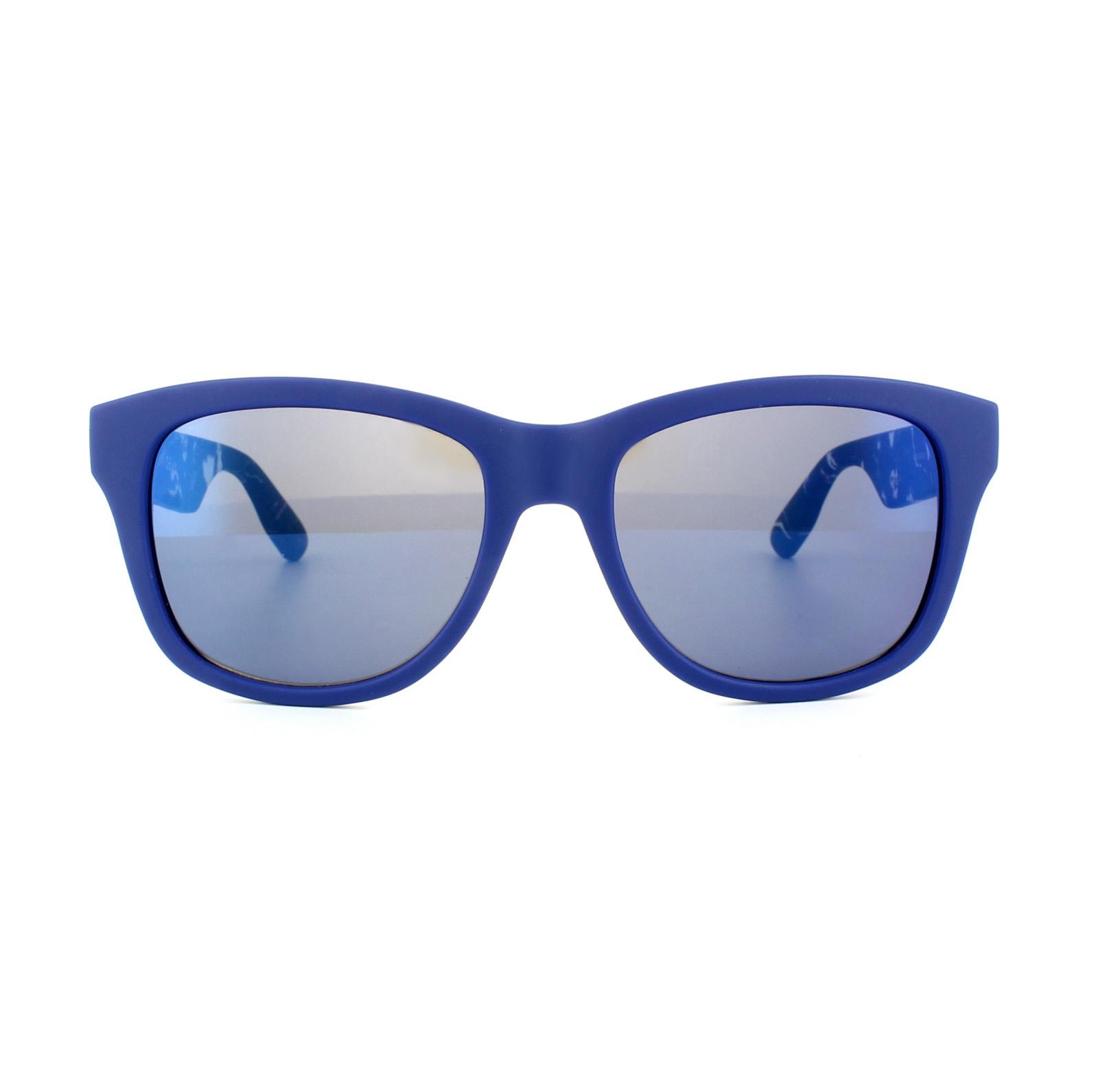 McQ Alexander McQueen Occhiali da sole 0002//s OTTIMI XT Blue Marble Blu