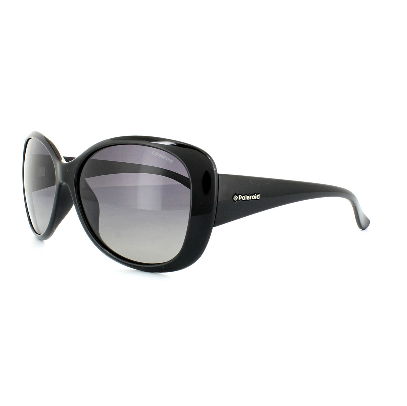 6c79126c6bce1 Sentinel Polaroid Sunglasses P8317 KIH IX Black Grey Gradient Polarized