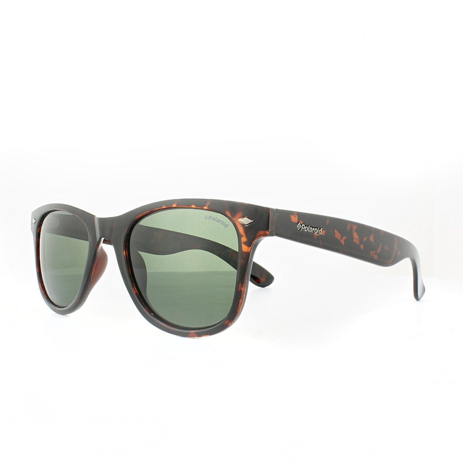Polaroid Herren Sonnenbrille » PLD 1016/S«, braun, V08/H8 - braun/grün