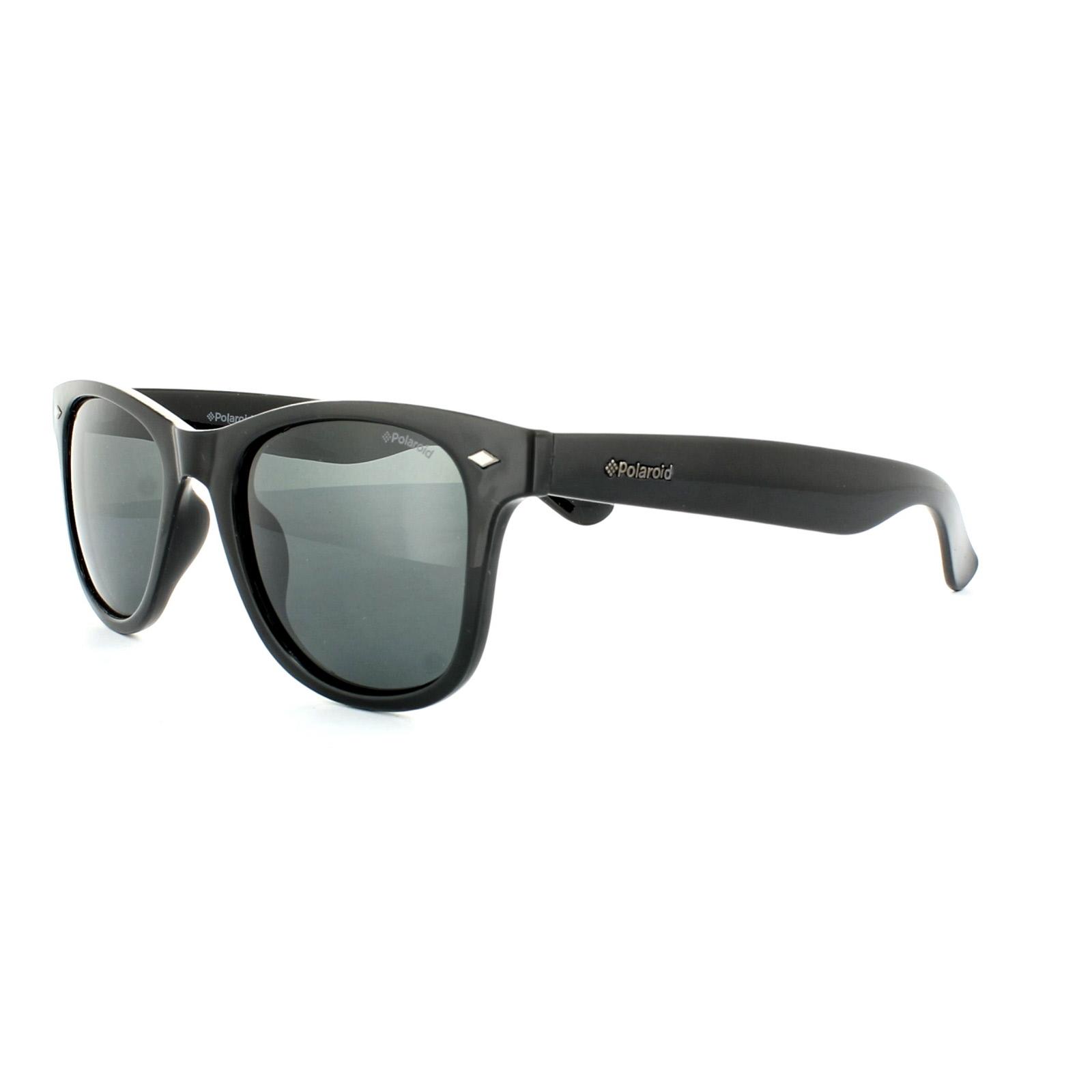 Polaroid Sonnenbrille » PLD 1018/S«, schwarz, D28/Y2 - schwarz/grau