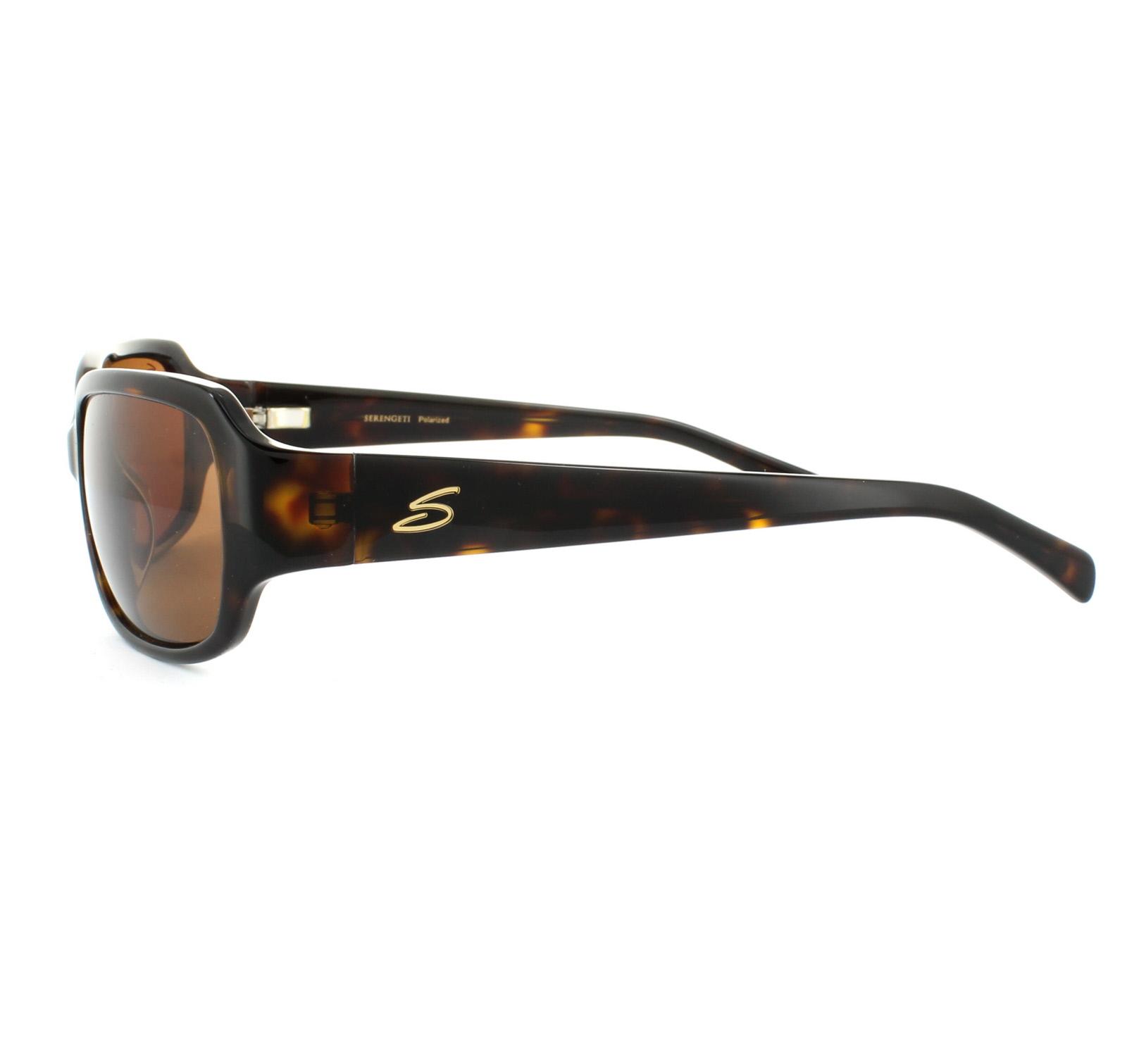 9ba5937d6f Sentinel Serengeti Sunglasses Annalisa 7962 Tortoise Drivers Brown Polarized