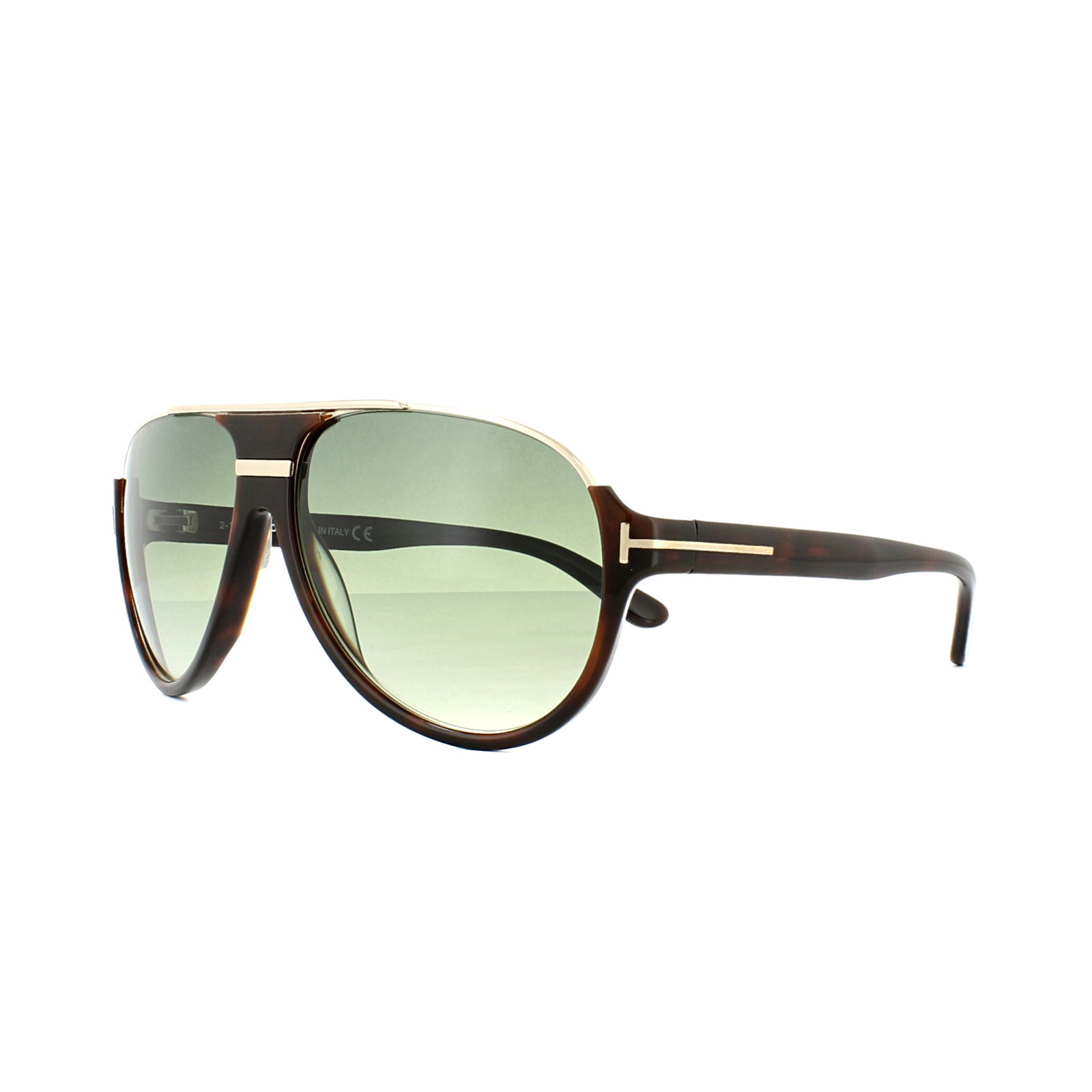 Tom Ford Sonnenbrille havanna/gold pA8QLXWaz