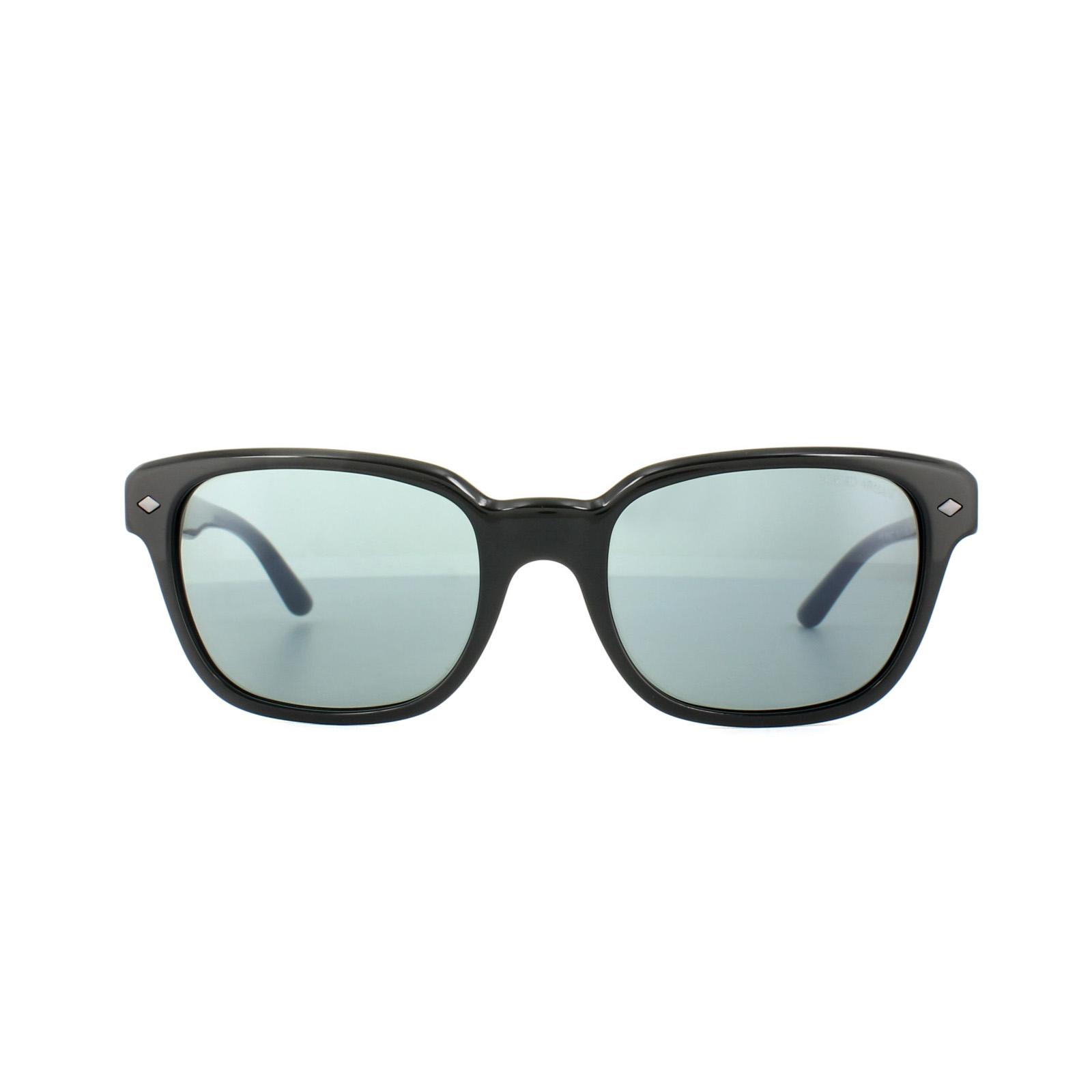 184390d0c2ed Sentinel Thumbnail 1. Sentinel Giorgio Armani Sunglasses AR8067 5017R5  Black Grey. Sentinel Thumbnail 2