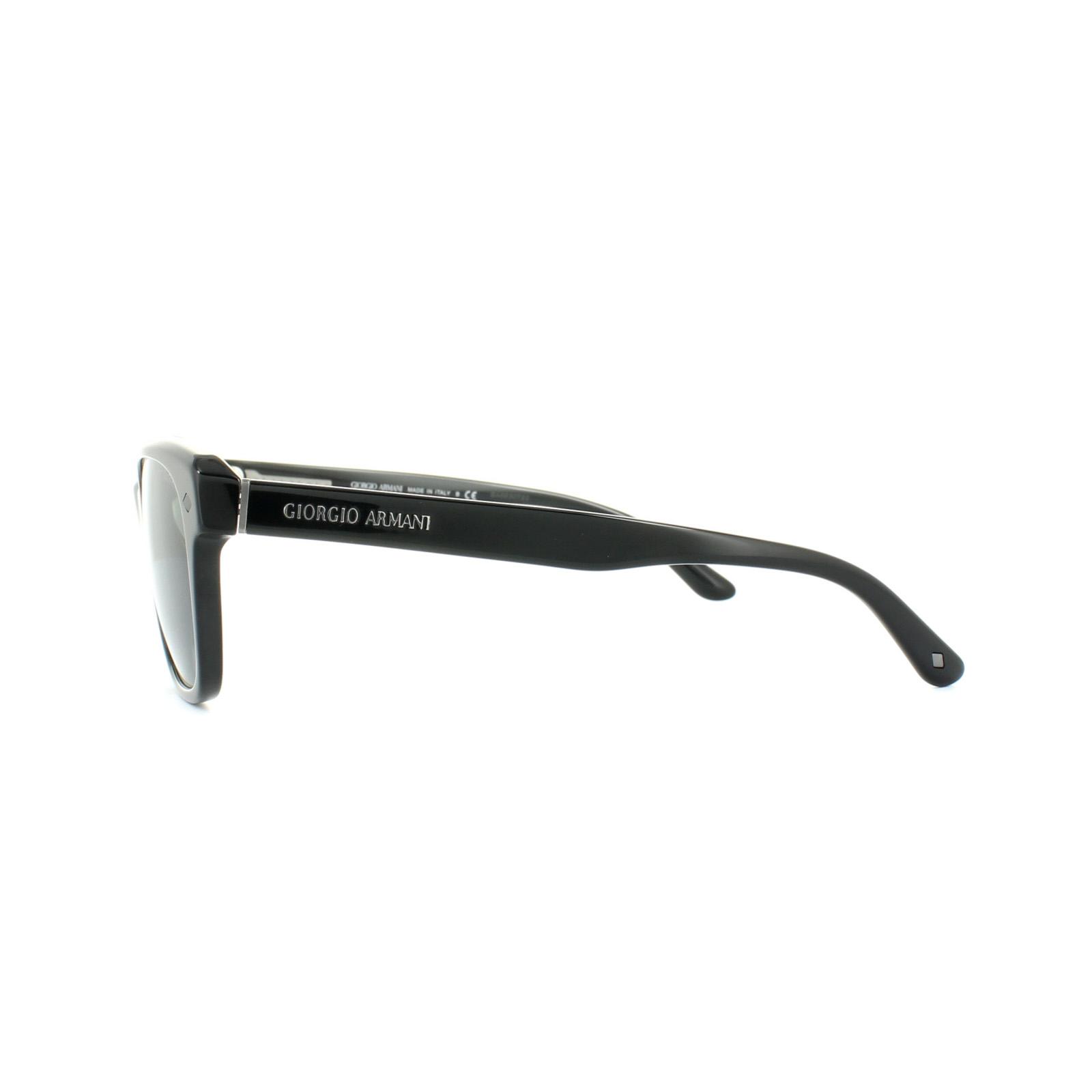 b9acd3dbd7f6 Sentinel Thumbnail 2. Sentinel Giorgio Armani Sunglasses AR8067 5017R5  Black Grey. Sentinel Thumbnail 3