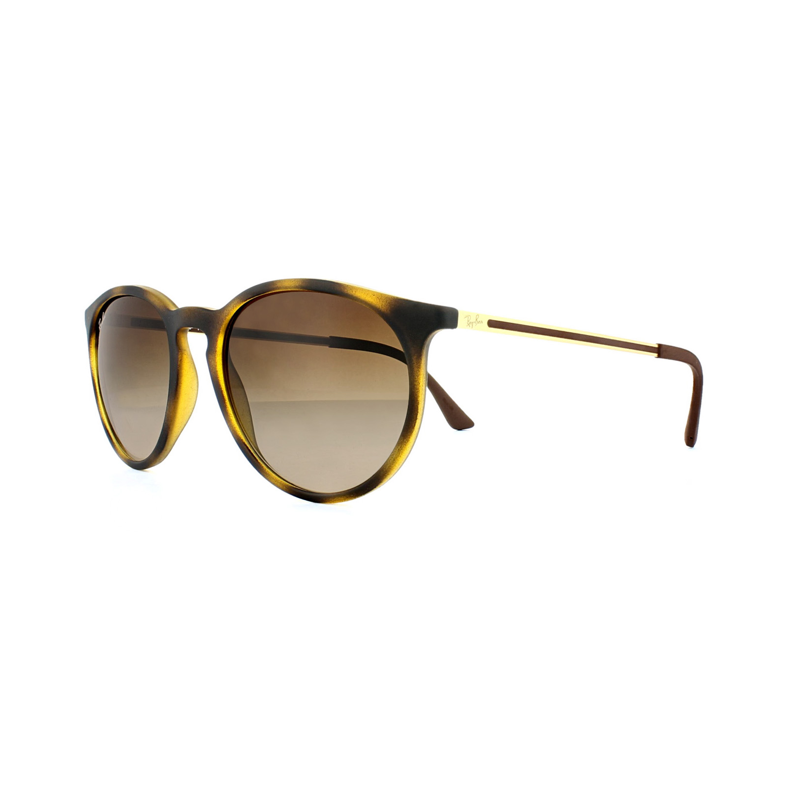 afd0b9a2d49 Sentinel Ray-Ban Sunglasses 4274 856 13 Light Havana Rubber Brown Gradient