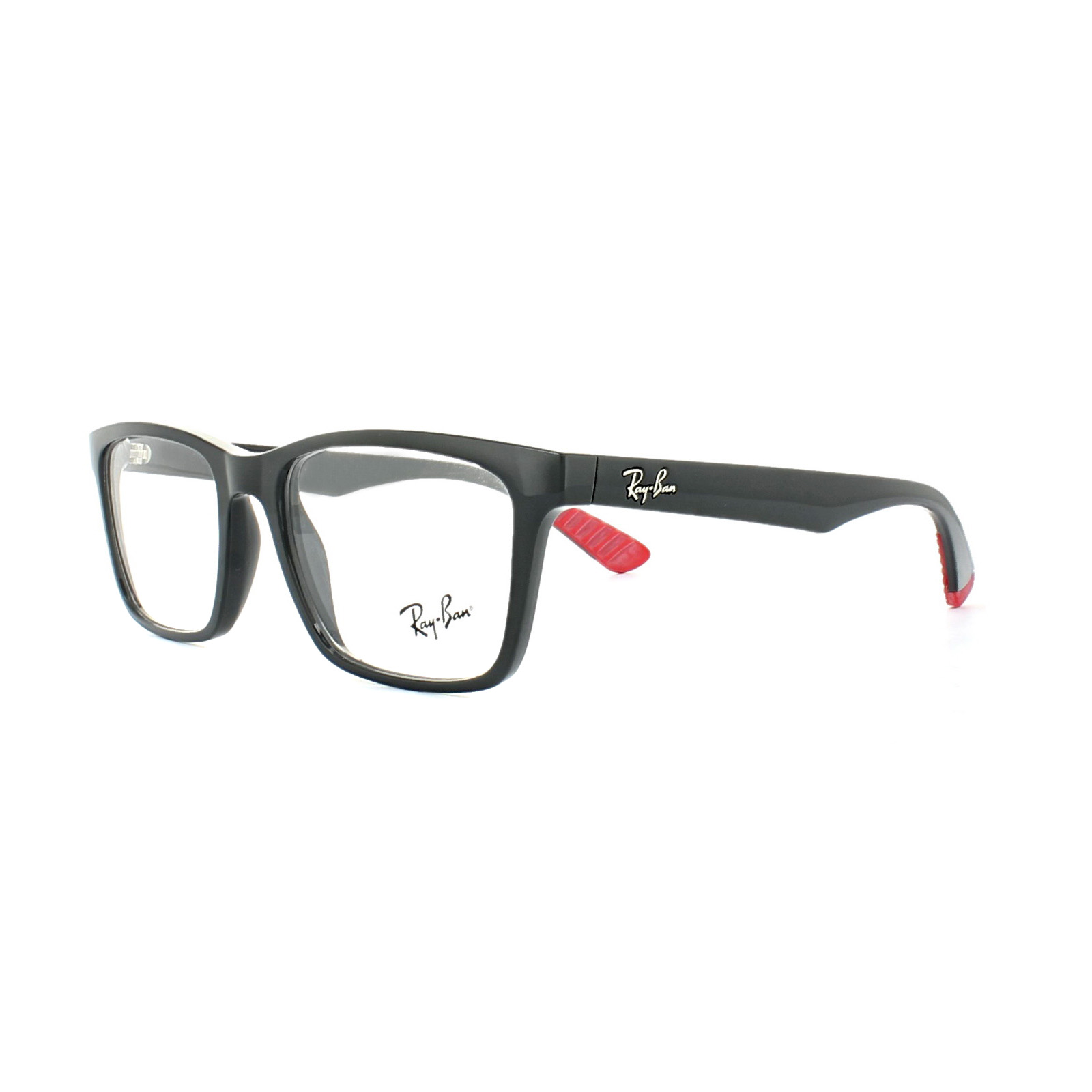 46e36295ff4 Ray-Ban Glasses Frames 7025 5418 Dark Grey 8053672243994
