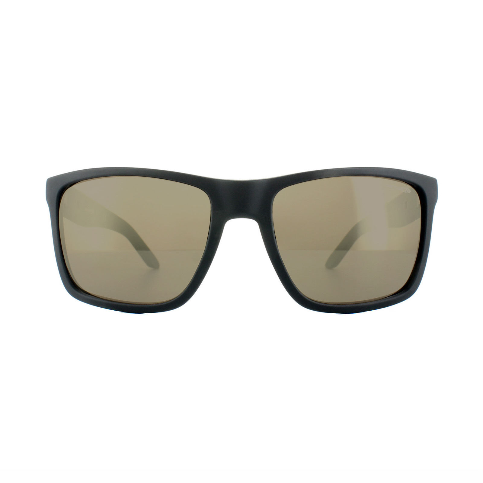 a8239e8fe3 Details about Arnette Sunglasses Witch Doctor 4177 24355A Black Turquoise  Brown Mirror Gold